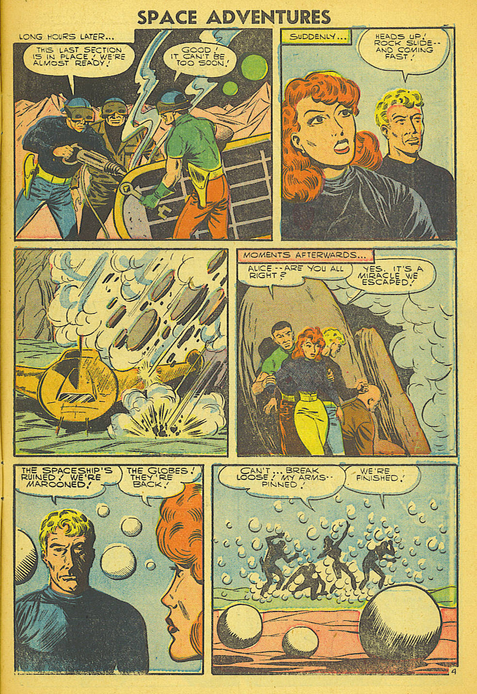 Space Adventures (1952) issue 21 - Page 7