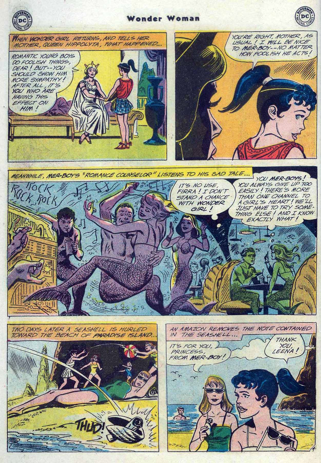 Read online Wonder Woman (1942) comic -  Issue #116 - 6