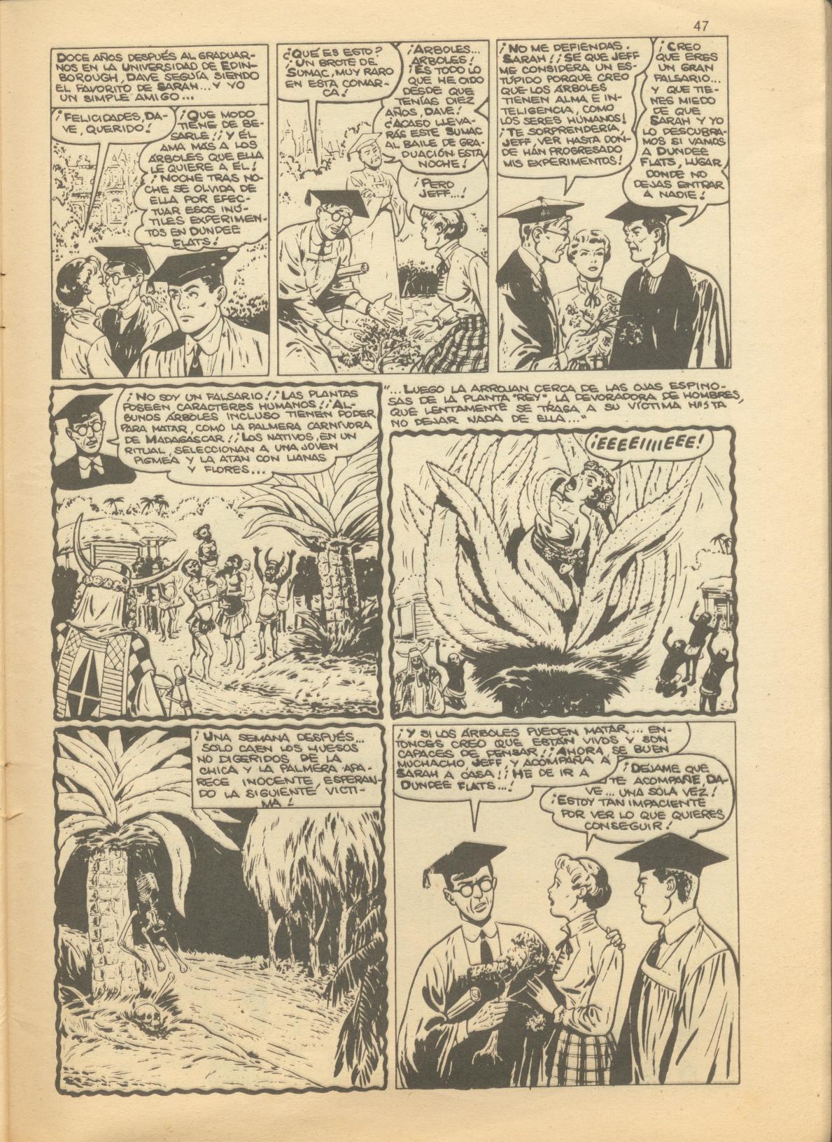 Read online Adventures into Weird Worlds comic -  Issue #1 - 15