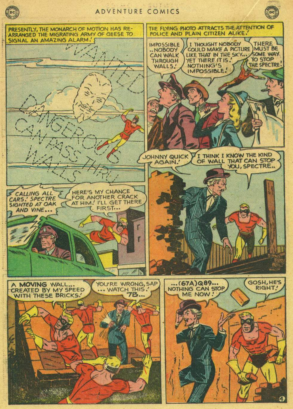 Read online Adventure Comics (1938) comic -  Issue #150 - 24