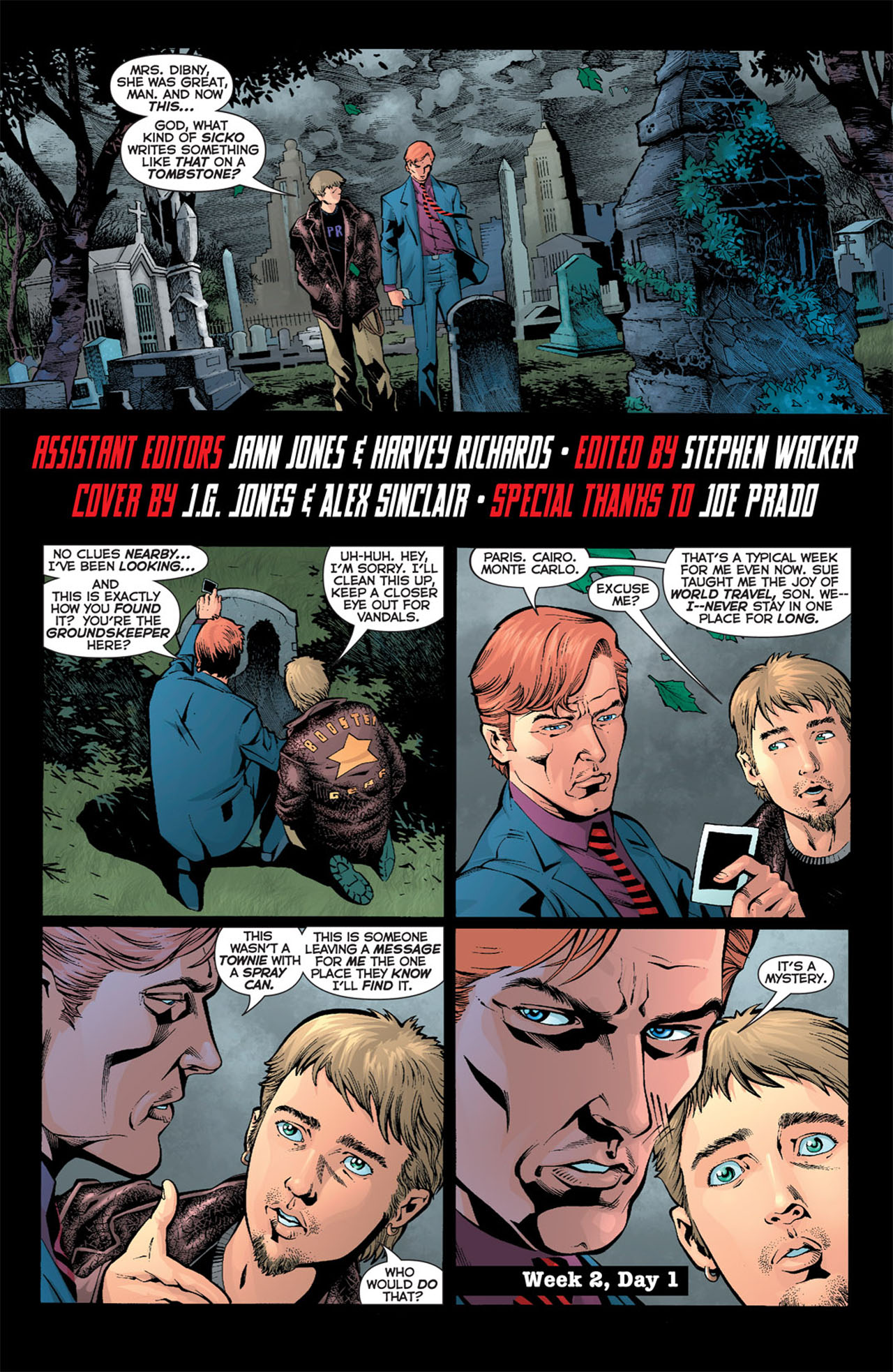 Read online 52 comic -  Issue #2 - 5