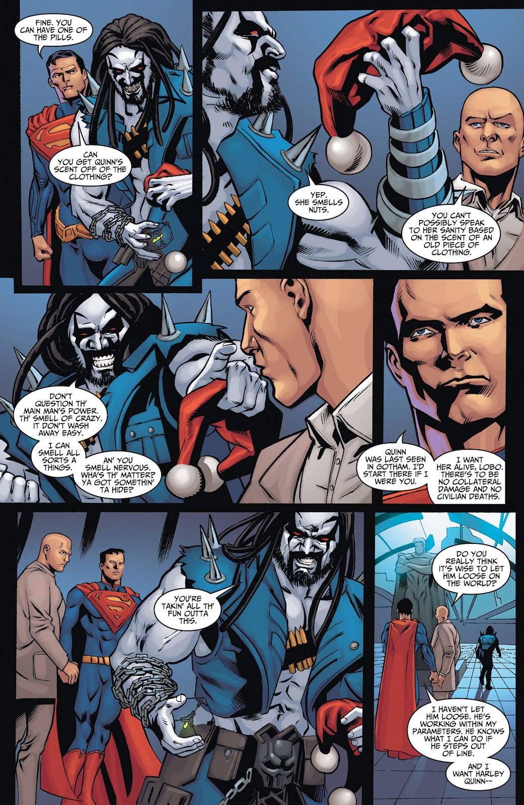 Injustice: Gods Among Us [I] issue _Annual_1 - Page 17