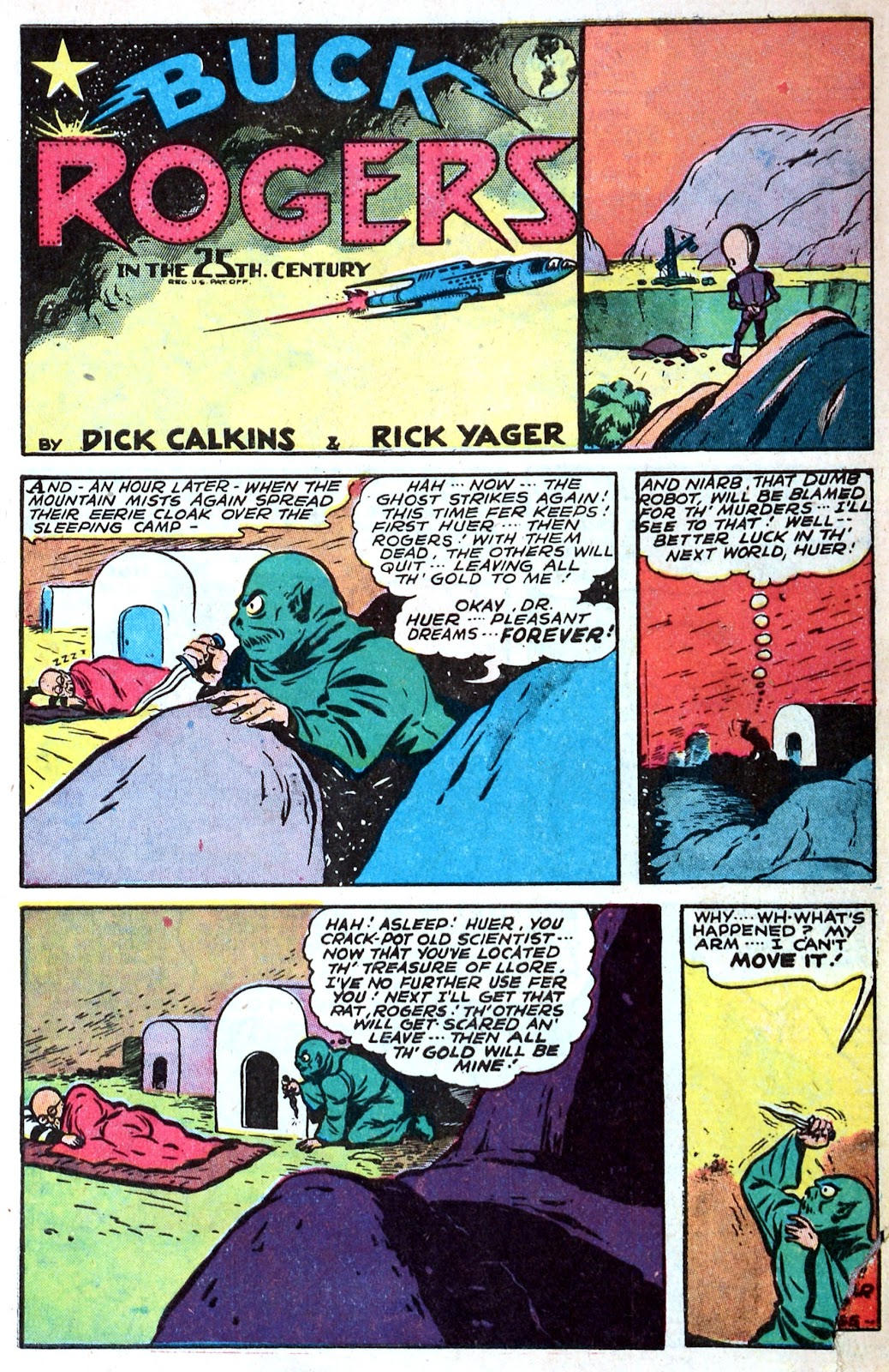 Read online Famous Funnies comic -  Issue #149 - 3
