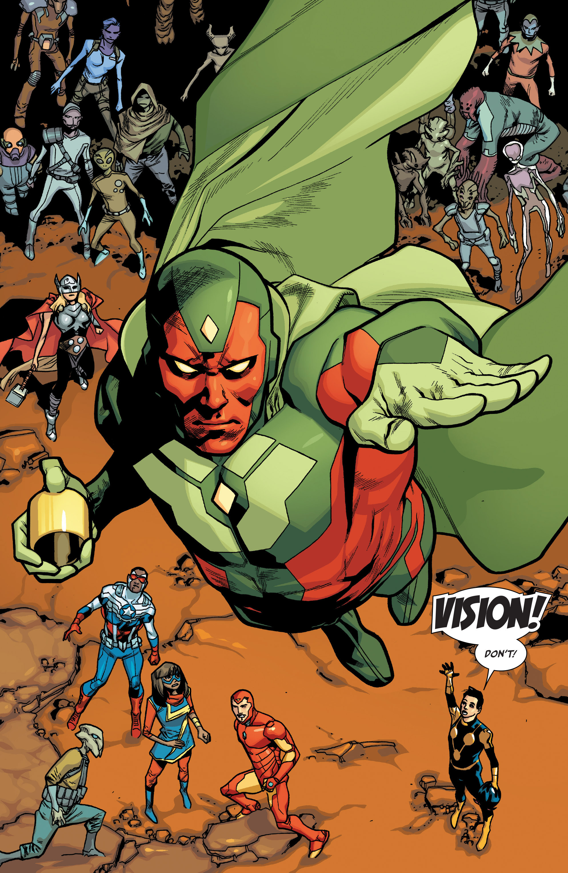 Read online All-New, All-Different Avengers comic -  Issue #12 - 3