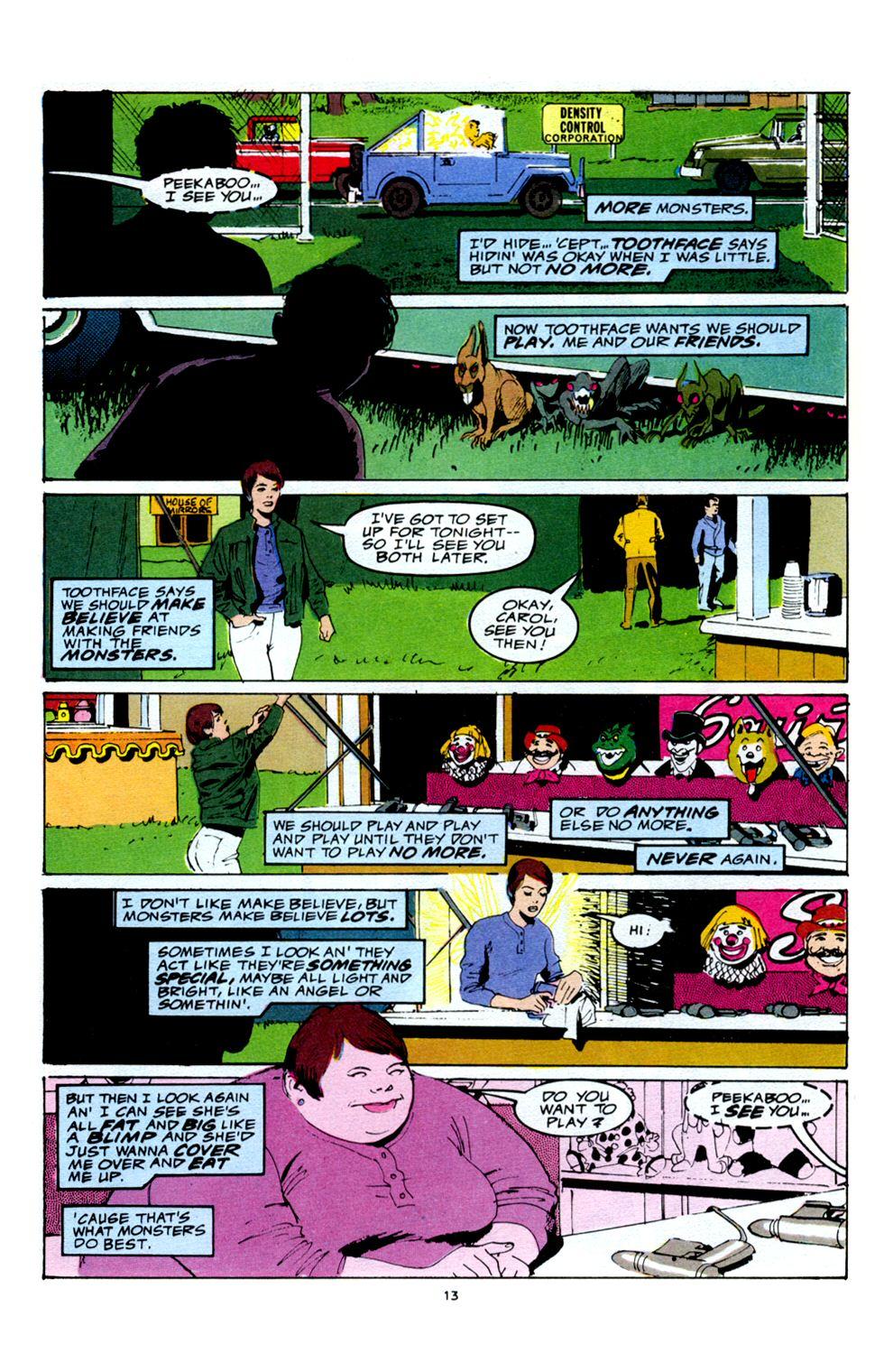 Read online Powerline comic -  Issue #5 - 15