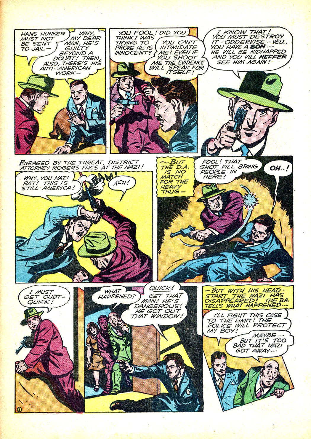 Read online Sensation (Mystery) Comics comic -  Issue #12 - 47