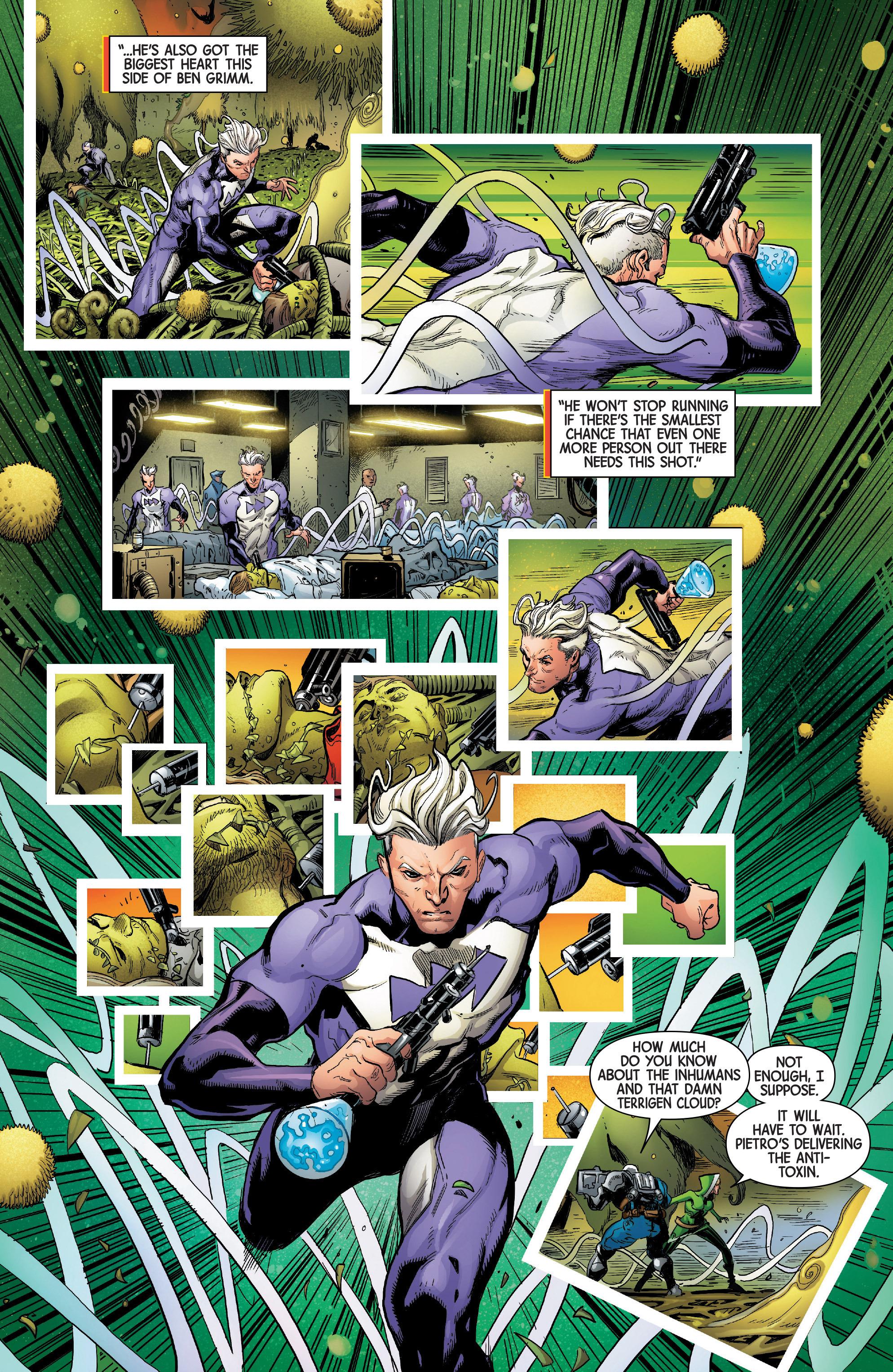 Read online Uncanny Avengers [II] comic -  Issue #4 - 9