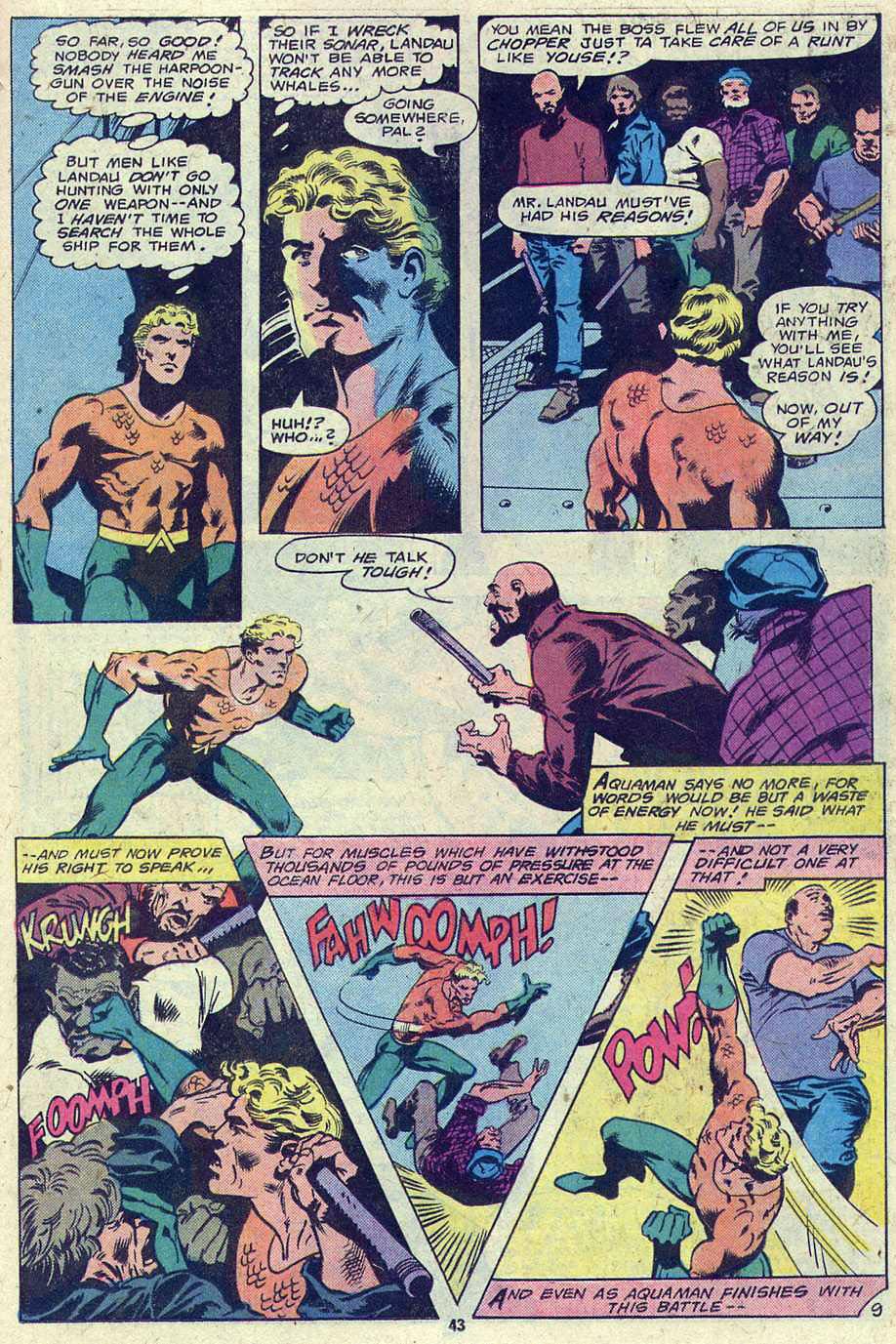 Read online Adventure Comics (1938) comic -  Issue #460 - 43
