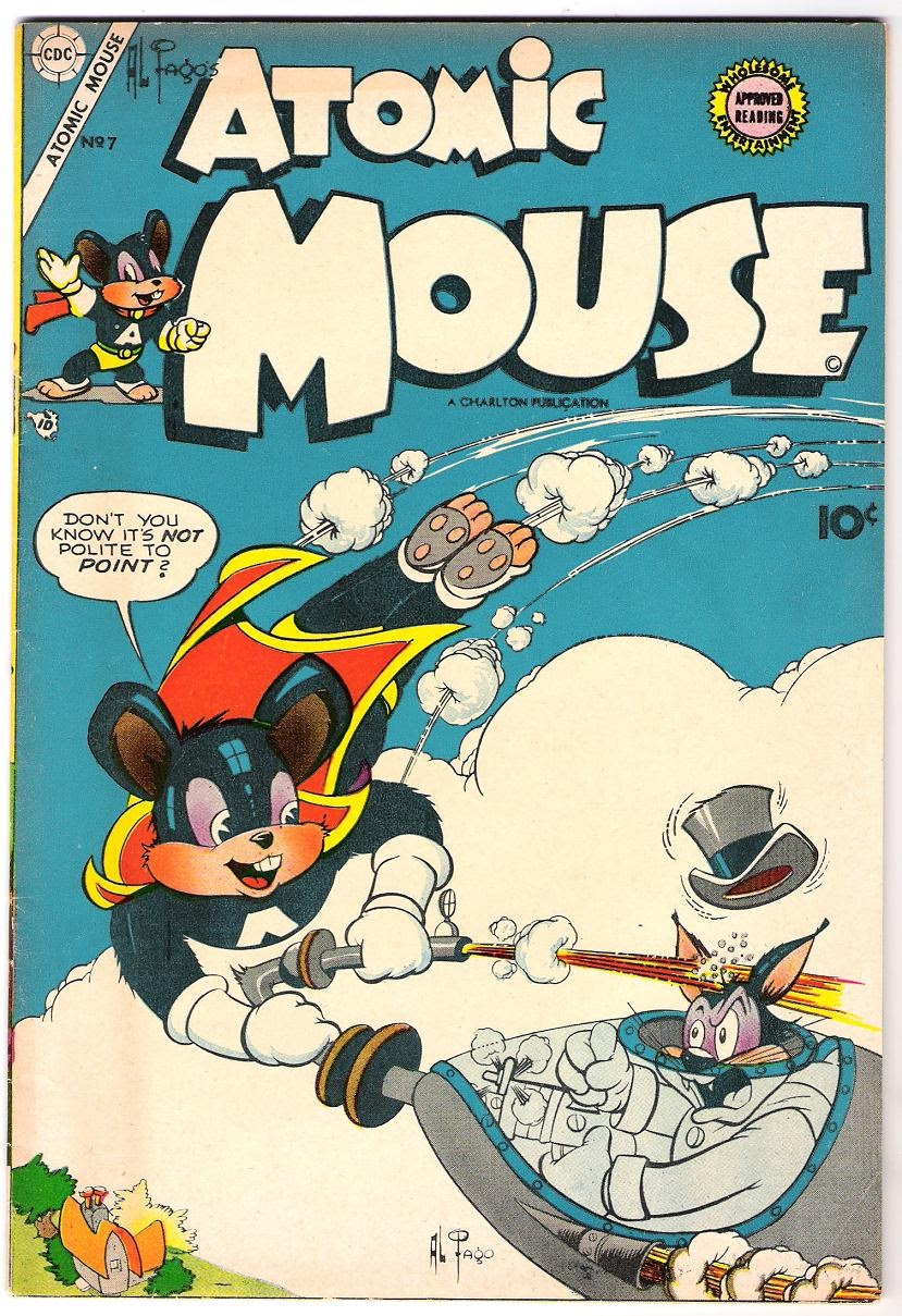 Atomic Mouse issue 7 - Page 1