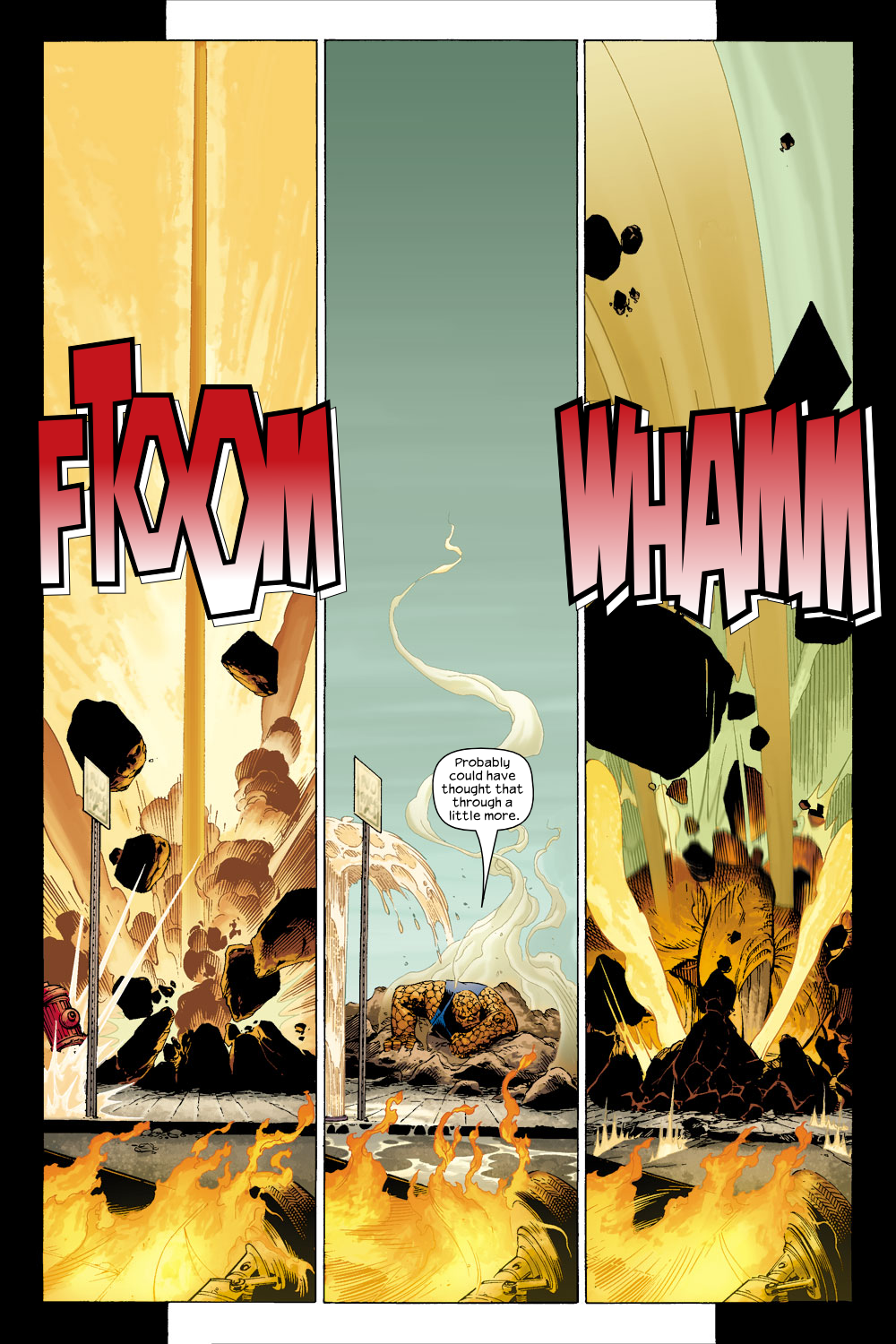 Read online Ultimate Fantastic Four (2004) comic -  Issue #5 - 5