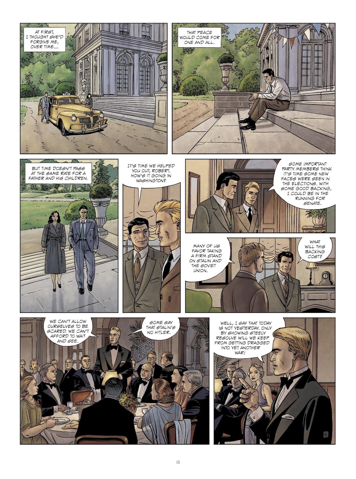 Read online Sherman comic -  Issue #6 - 18