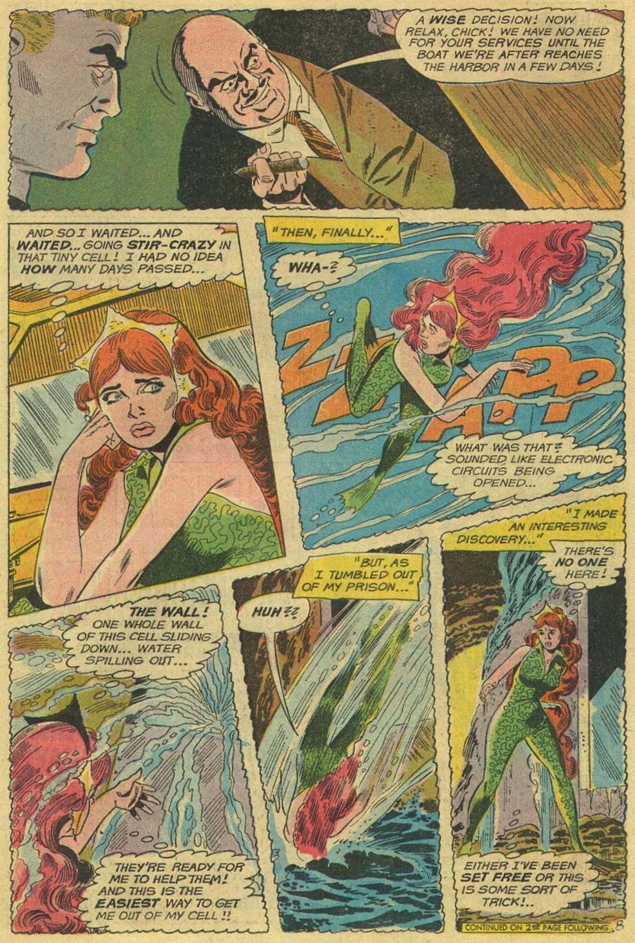 Read online Aquaman (1962) comic -  Issue #46 - 11