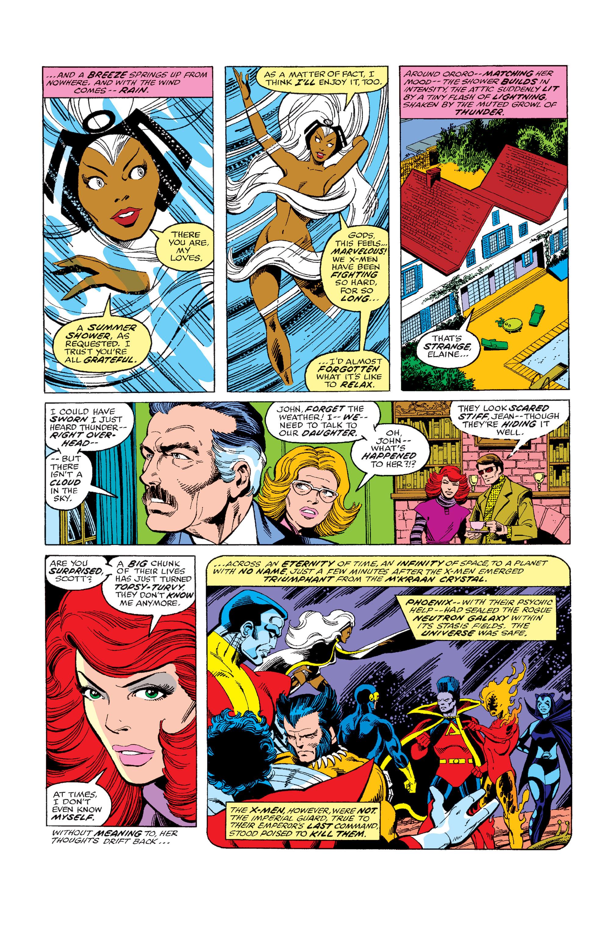 Read online Uncanny X-Men (1963) comic -  Issue #109 - 4