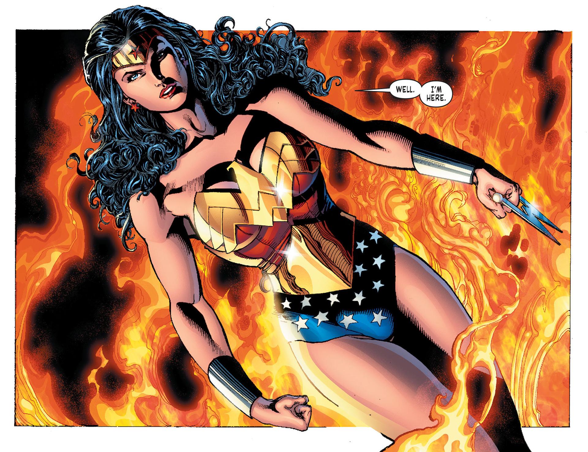 Read online Sensation Comics Featuring Wonder Woman comic -  Issue #1 - 12