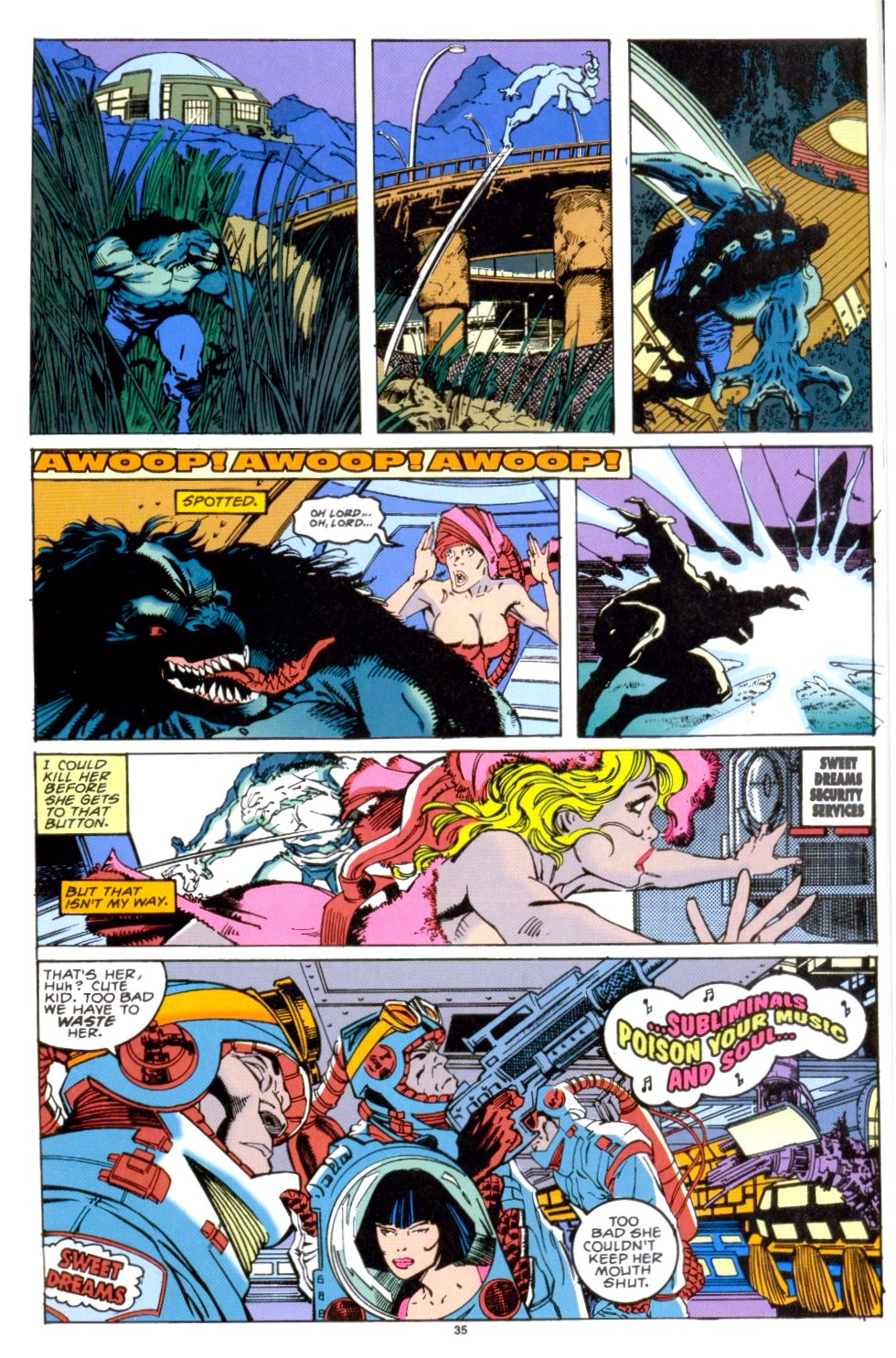Read online 2099 Unlimited comic -  Issue #1 - 28
