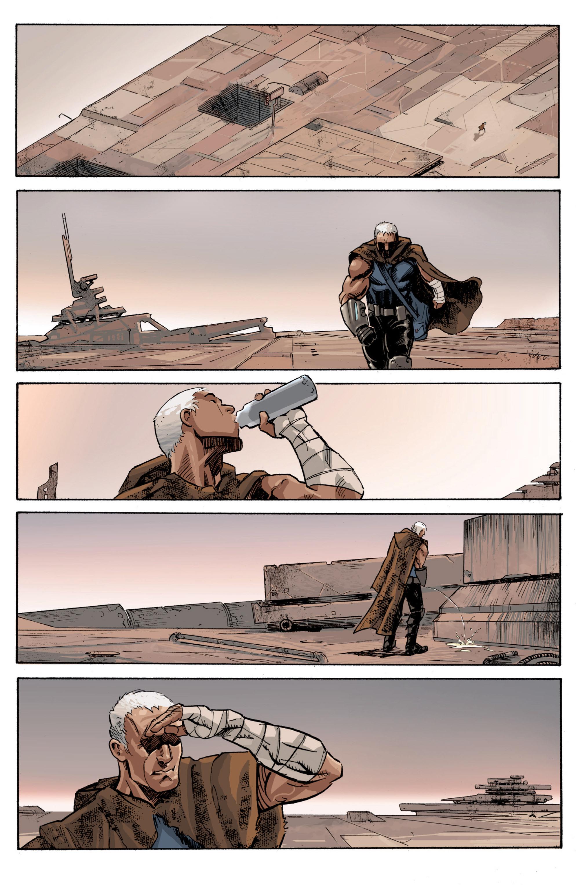 Read online Planetoid comic -  Issue # TPB - 50