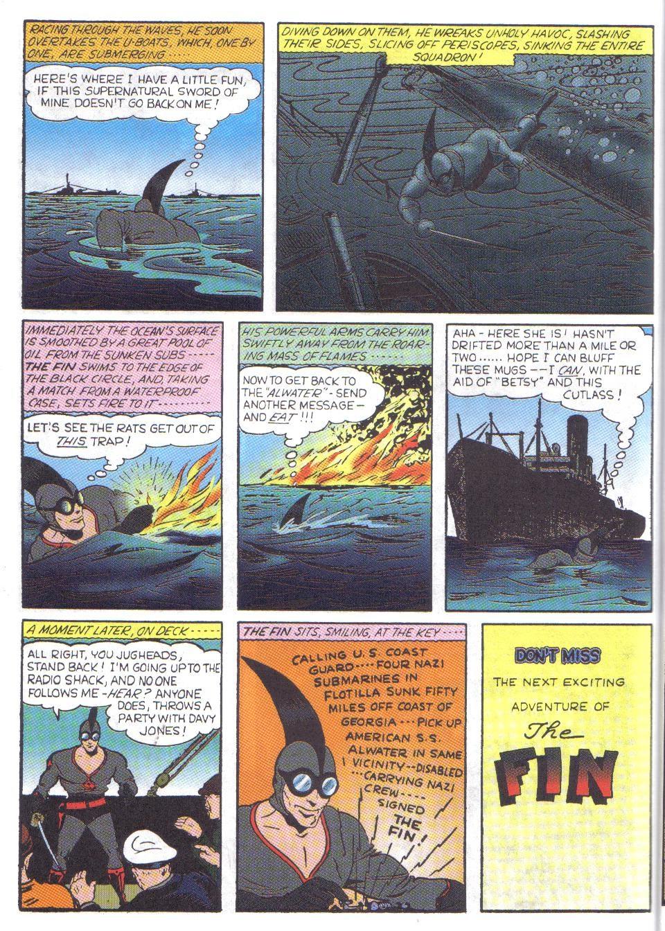 Read online Comedy Comics (1942) comic -  Issue #9 - 19