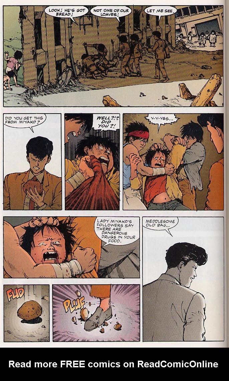 Read online Akira comic -  Issue #26 - 47