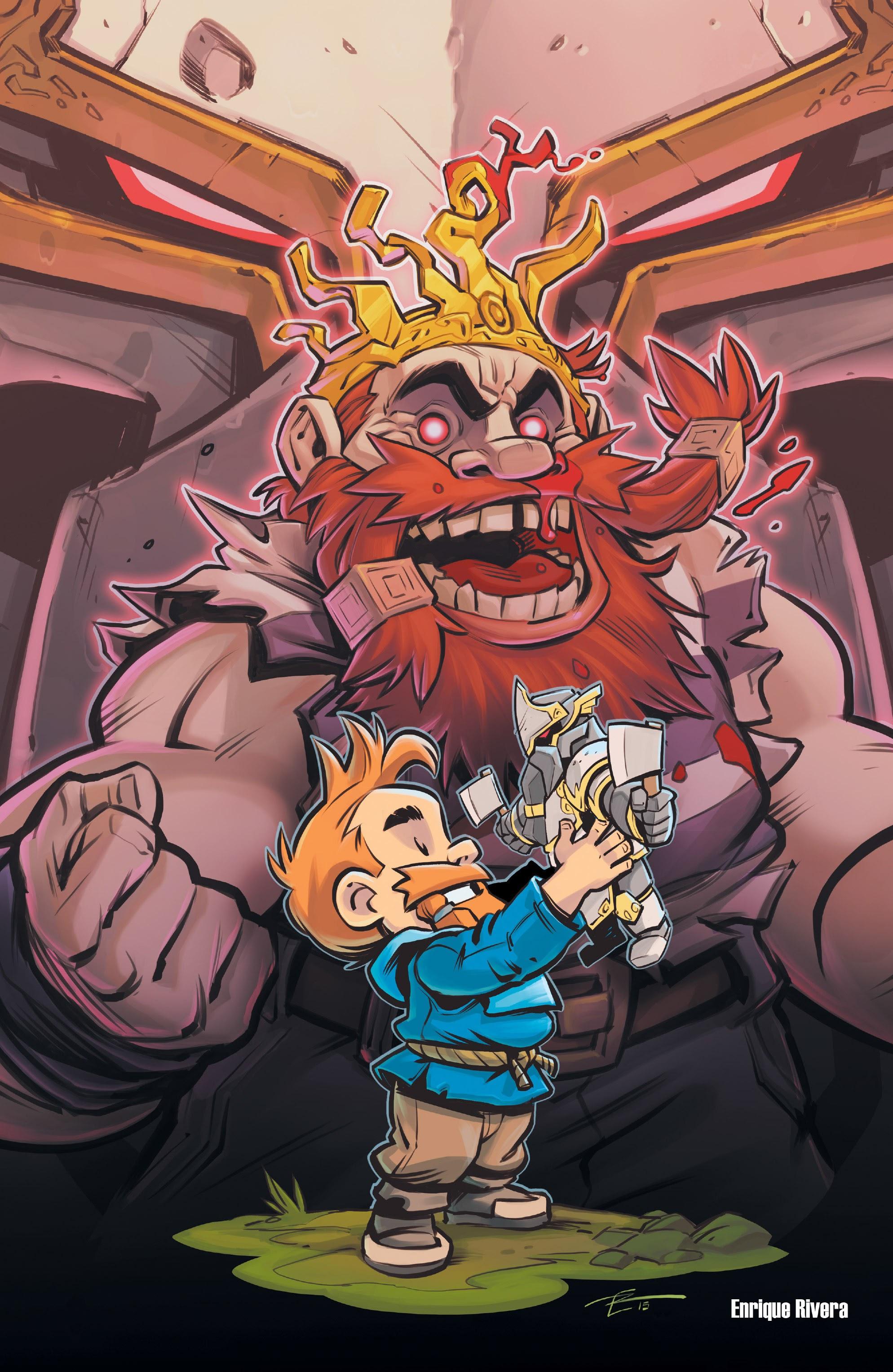 Read online Skullkickers comic -  Issue #100 - 31