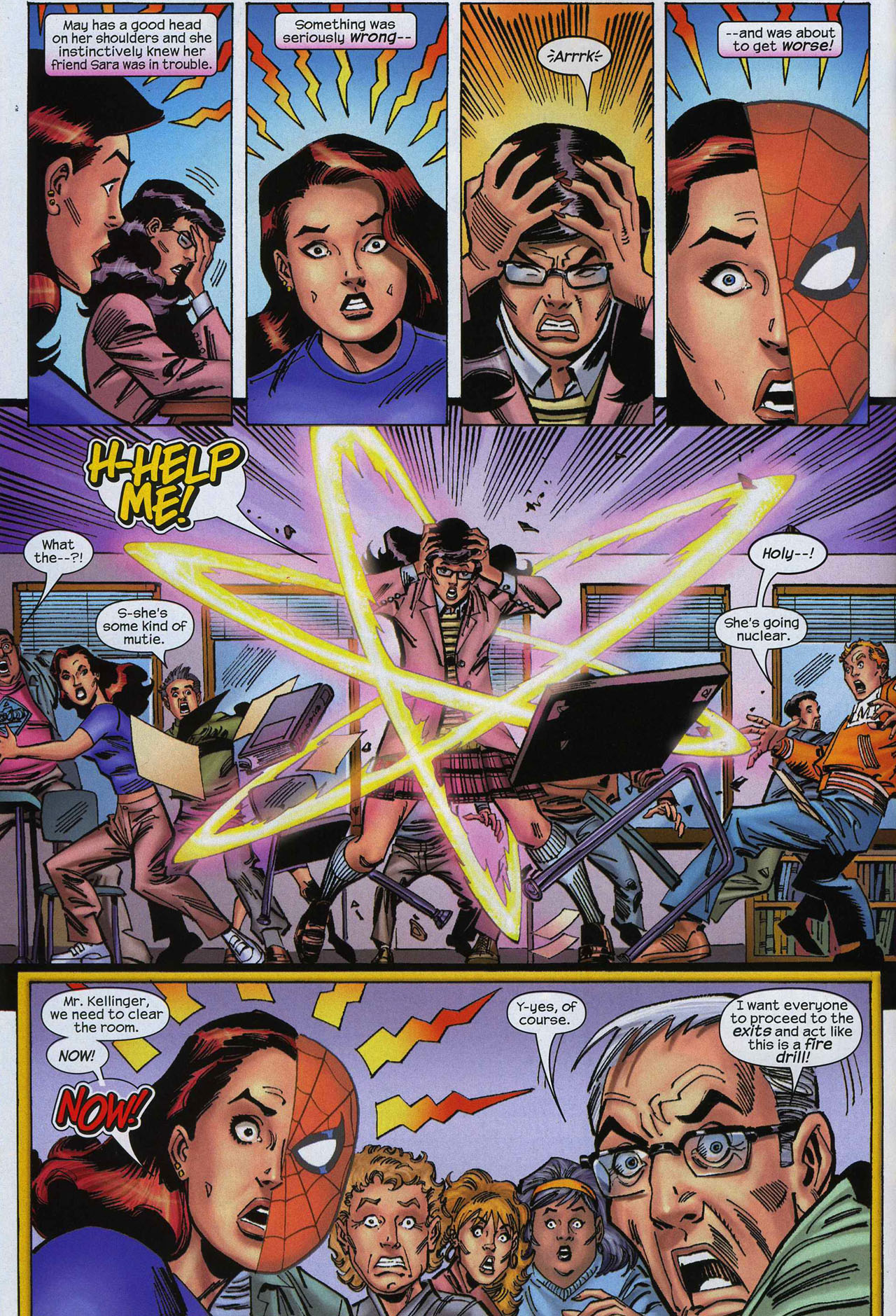 Amazing Spider-Girl 8 Page 5