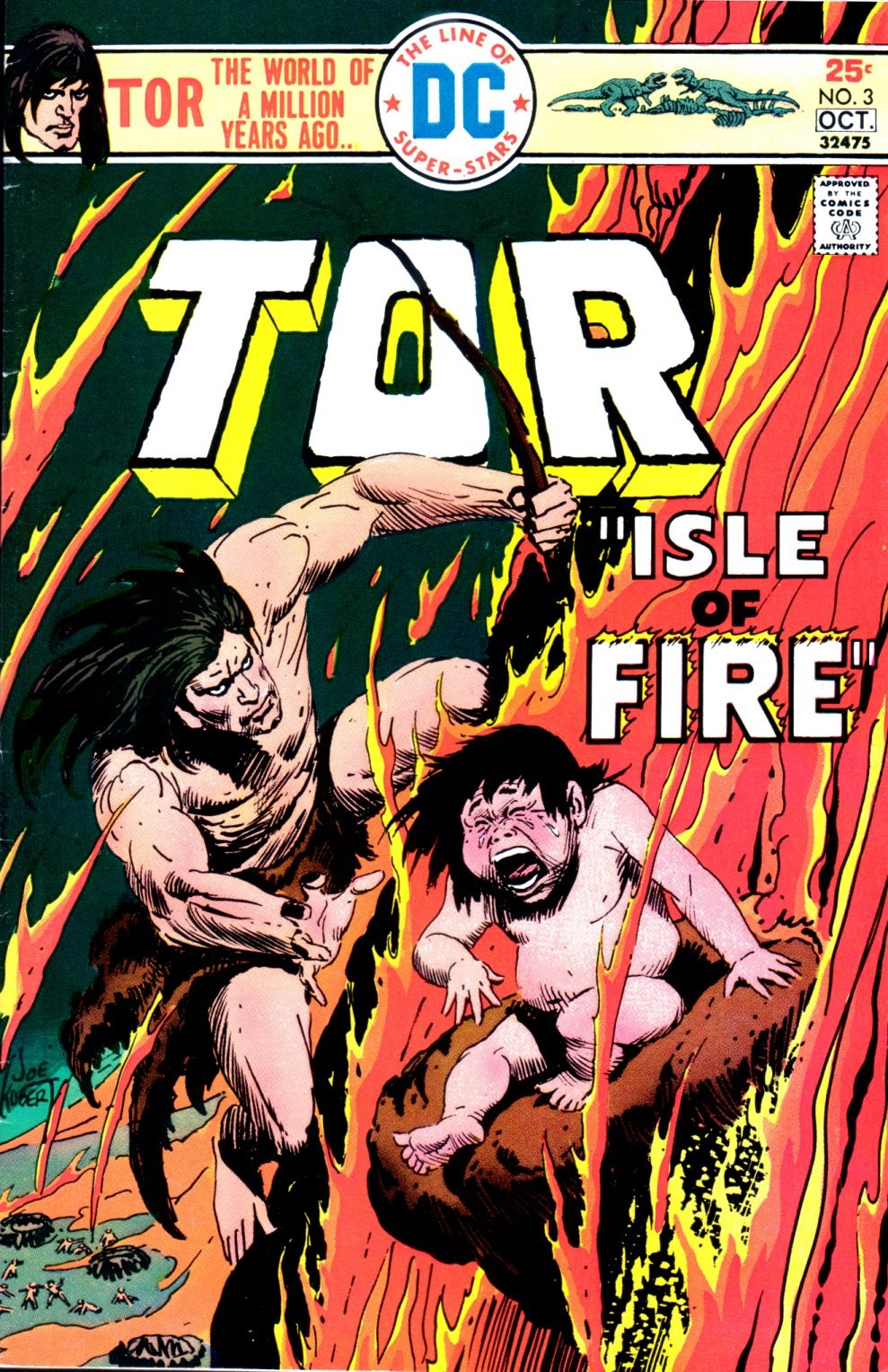 Tor (1975) issue 3 - Page 1