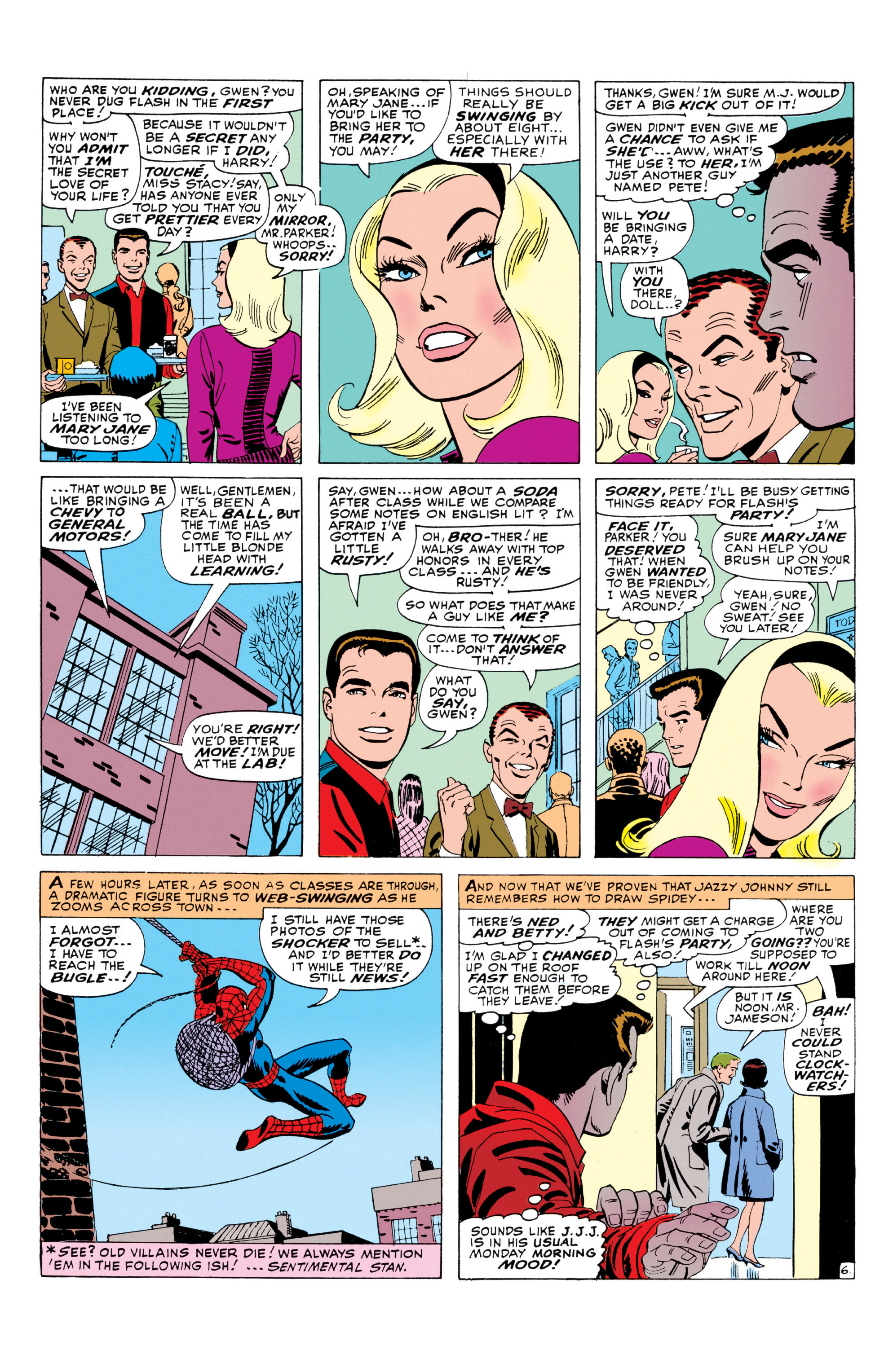 The Amazing Spider-Man (1963) 47 Page 6