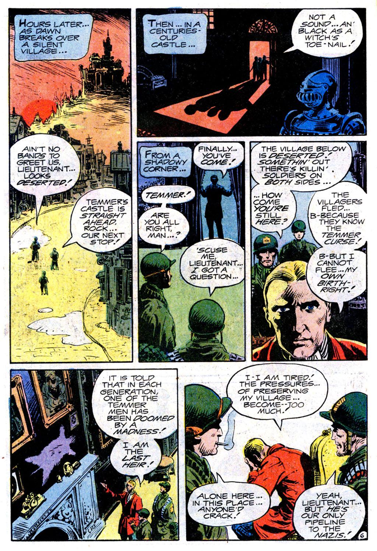 Read online Sgt. Rock comic -  Issue #354 - 6