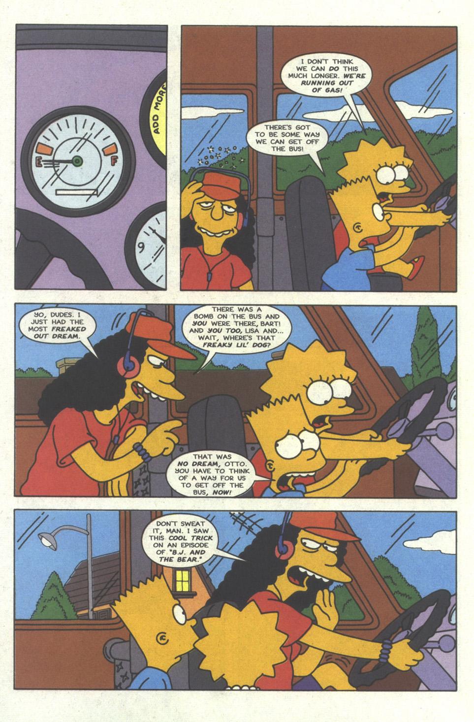 Read online Simpsons Comics comic -  Issue #26 - 19