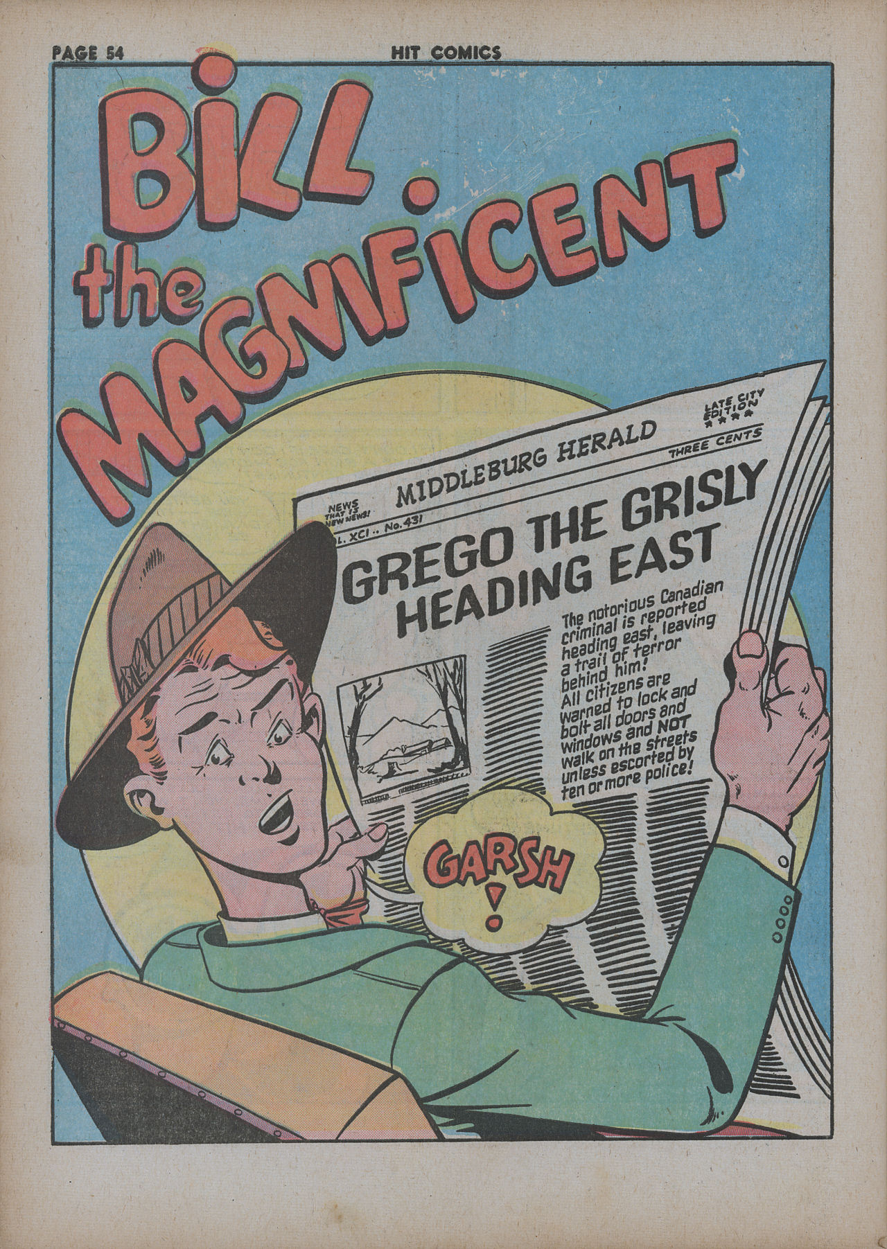 Read online Hit Comics comic -  Issue #27 - 56