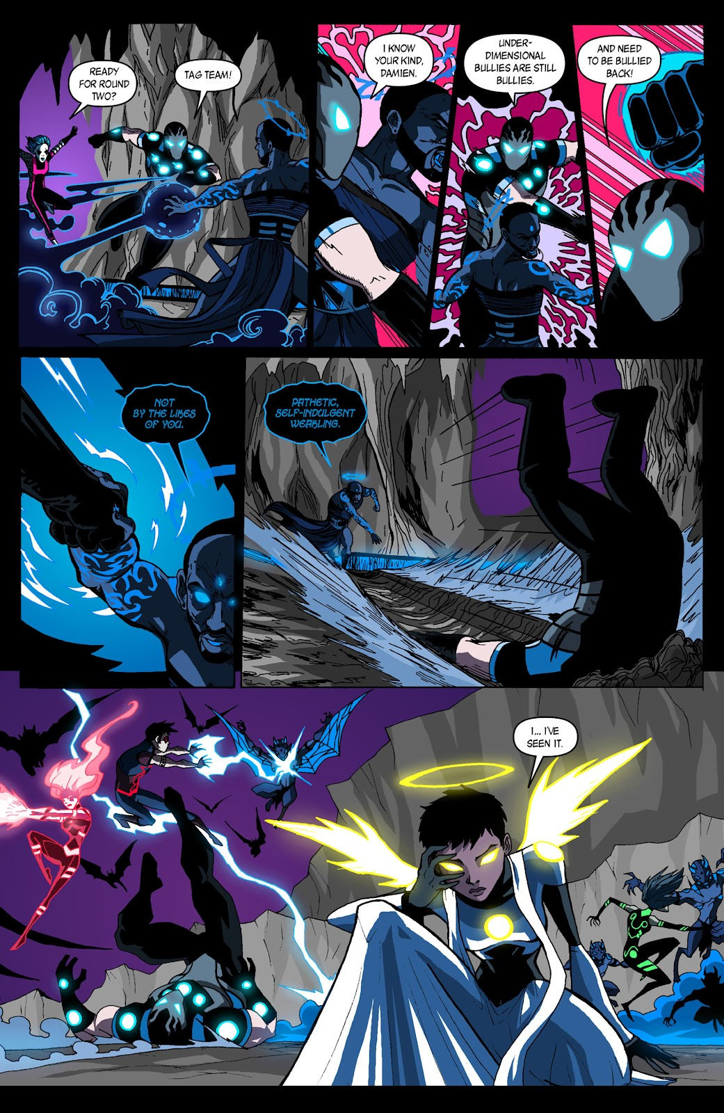 Sentinels issue 3 - Page 13
