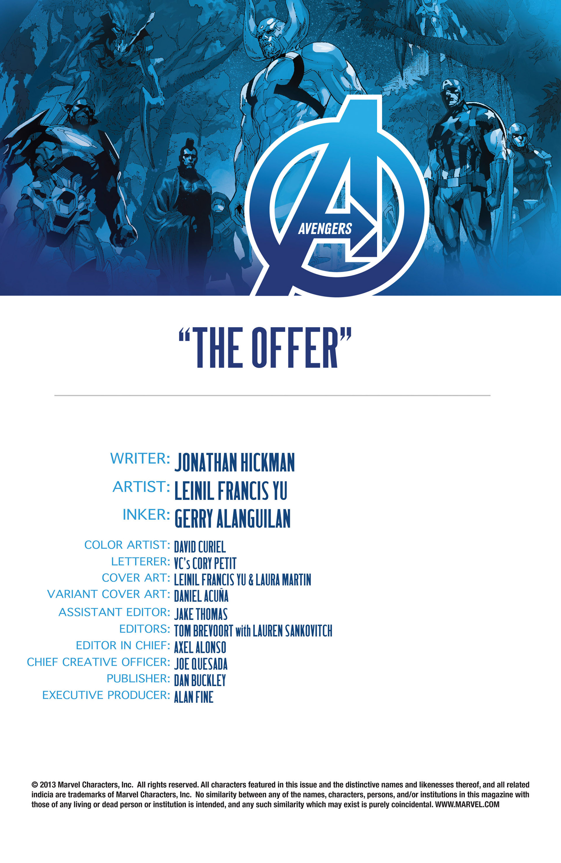 Read online Avengers (2013) comic -  Issue #20 - 4