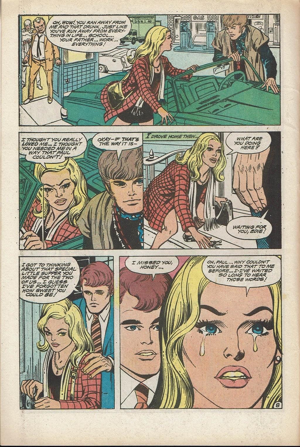 Read online Secret Hearts comic -  Issue #153 - 10
