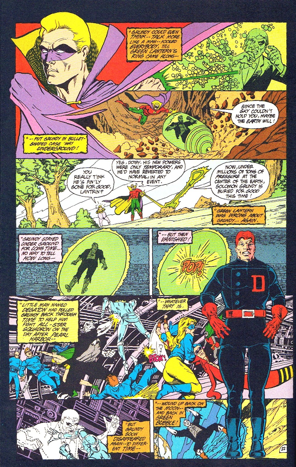 Infinity Inc. (1984) issue 39 - Page 24
