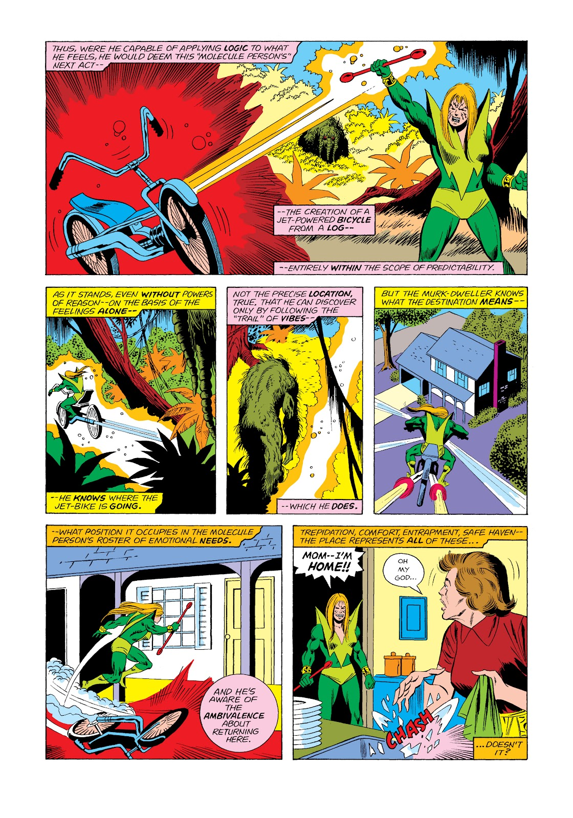 Read online Marvel Masterworks: The Invincible Iron Man comic -  Issue # TPB 11 (Part 2) - 39