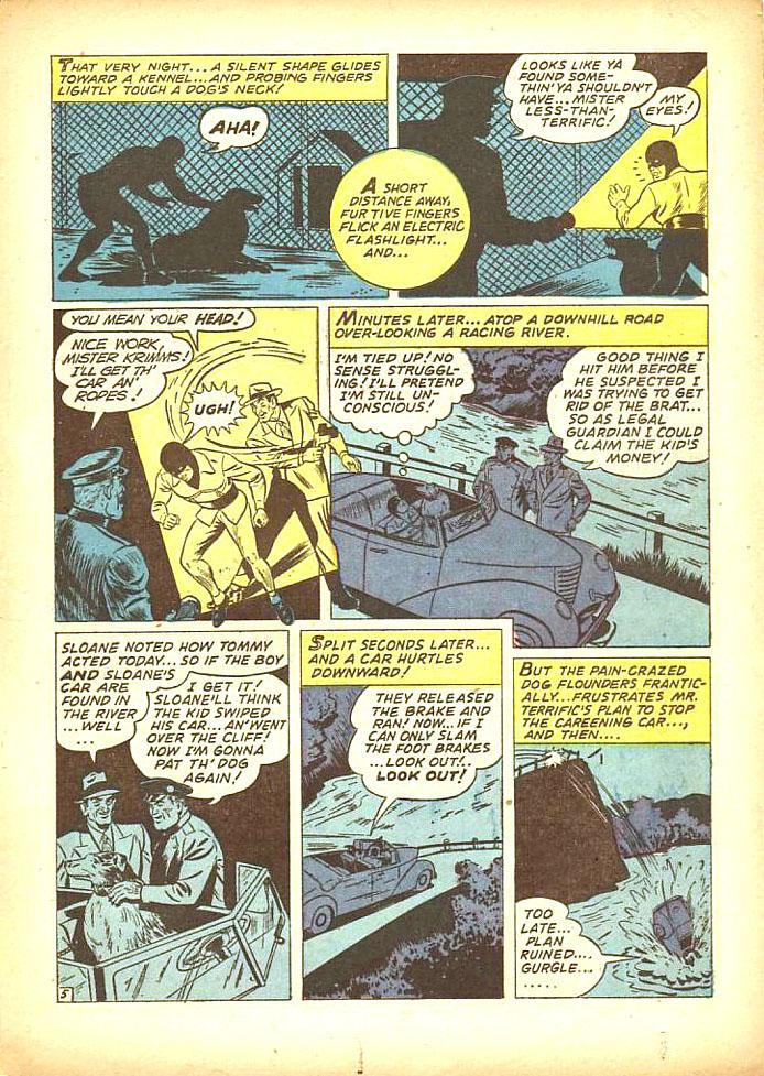 Read online Sensation (Mystery) Comics comic -  Issue #16 - 43