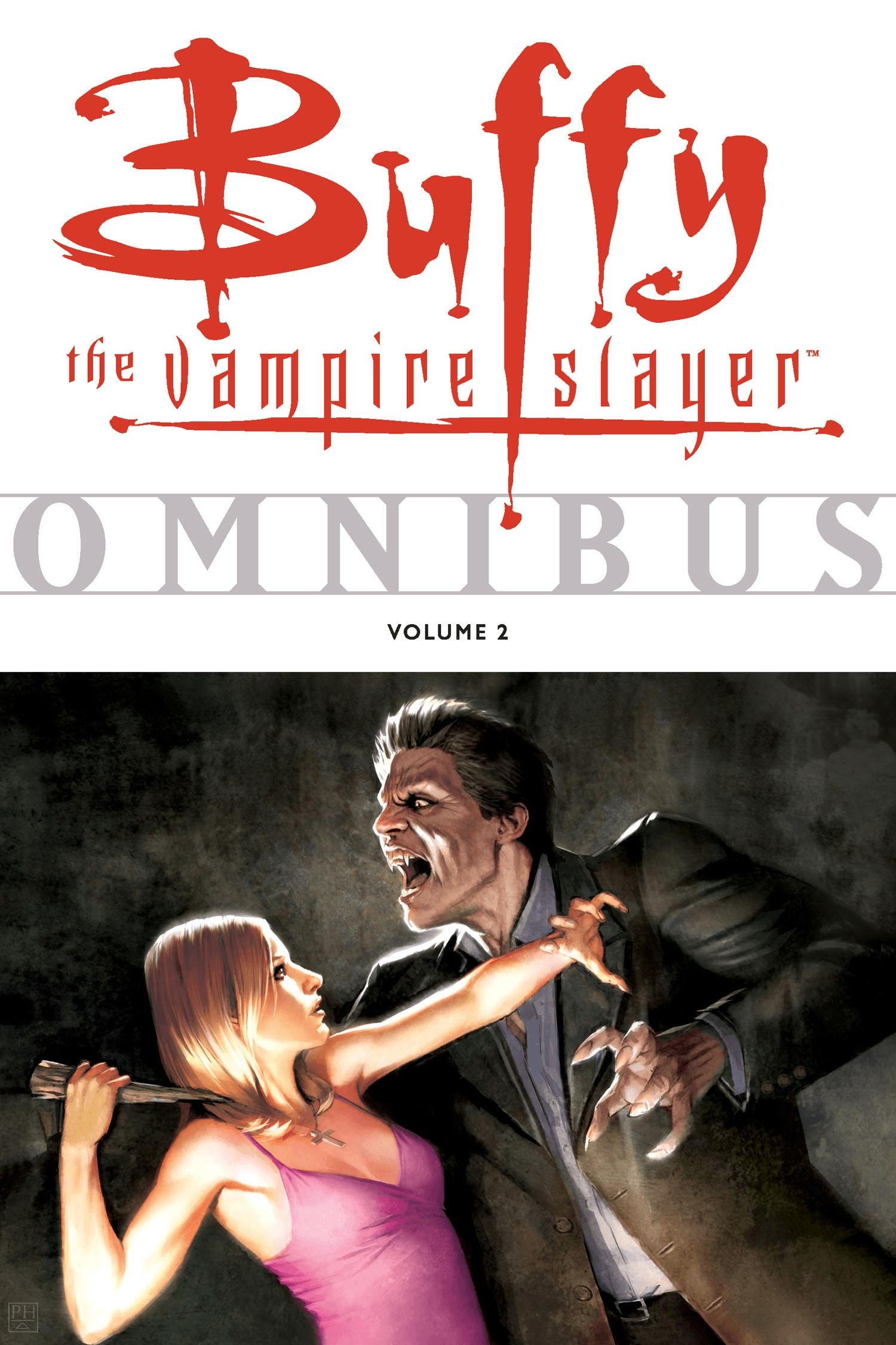 Read online Buffy the Vampire Slayer: Omnibus comic -  Issue # TPB 2 - 1