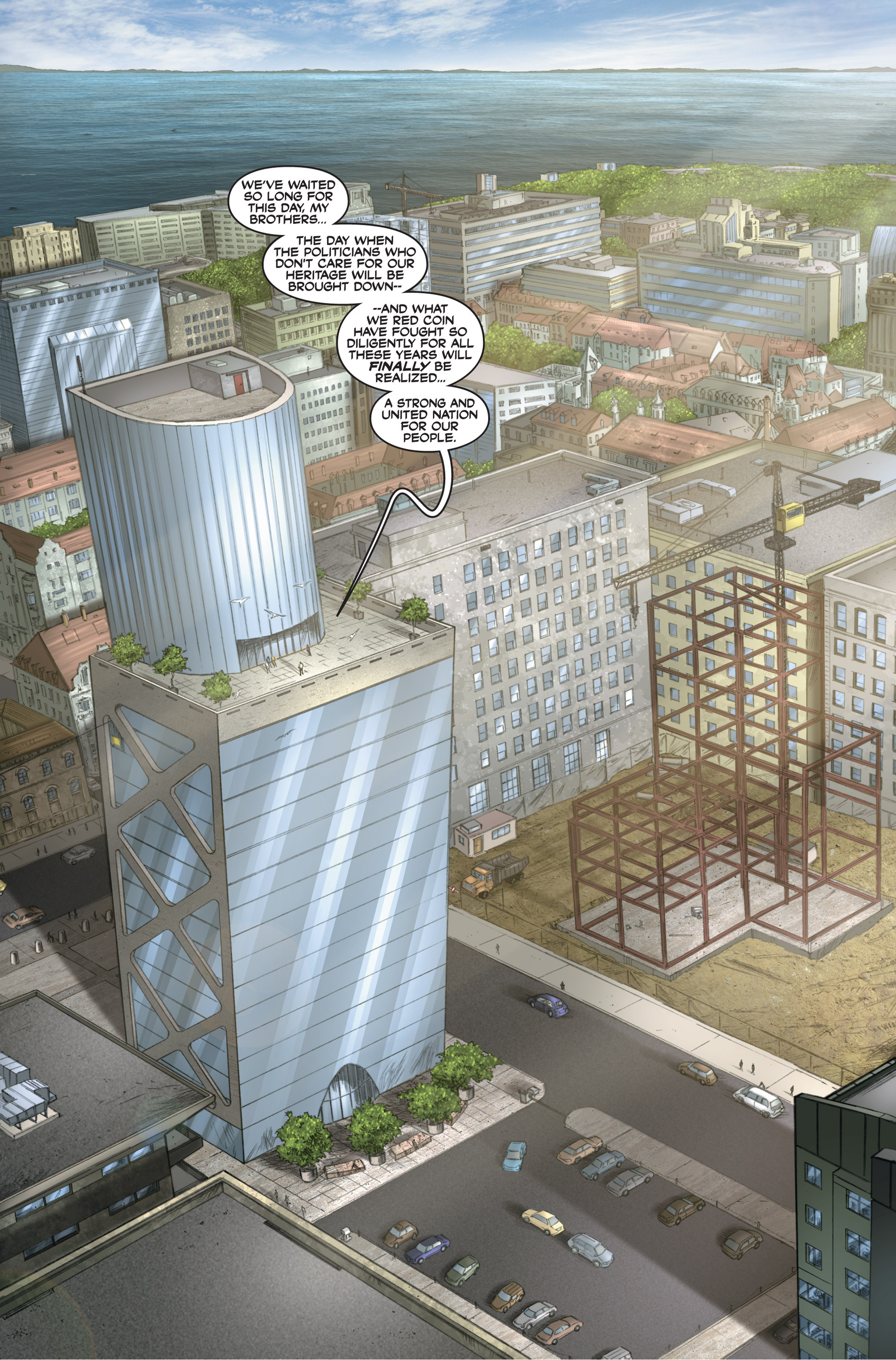 Read online America's Army comic -  Issue #6 - 3