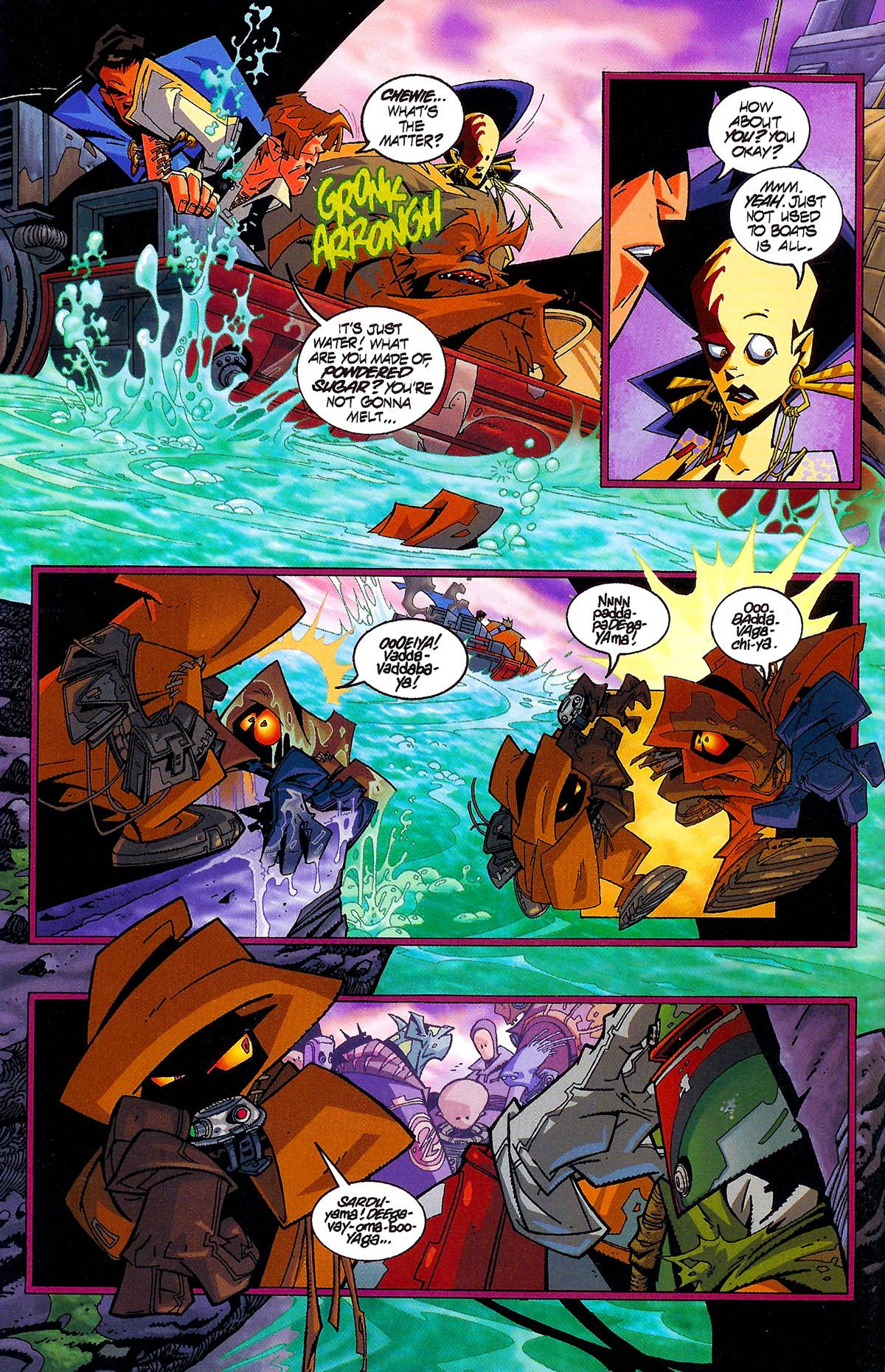 Read online Star Wars Omnibus comic -  Issue # Vol. 12 - 151