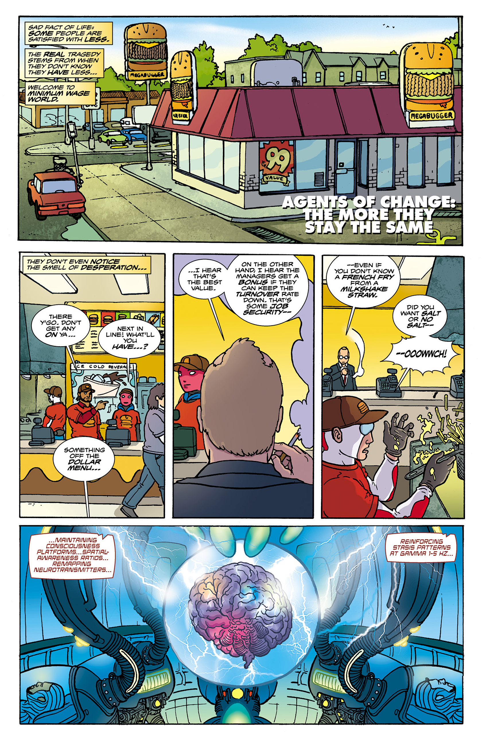 Read online Catalyst Comix comic -  Issue #8 - 4