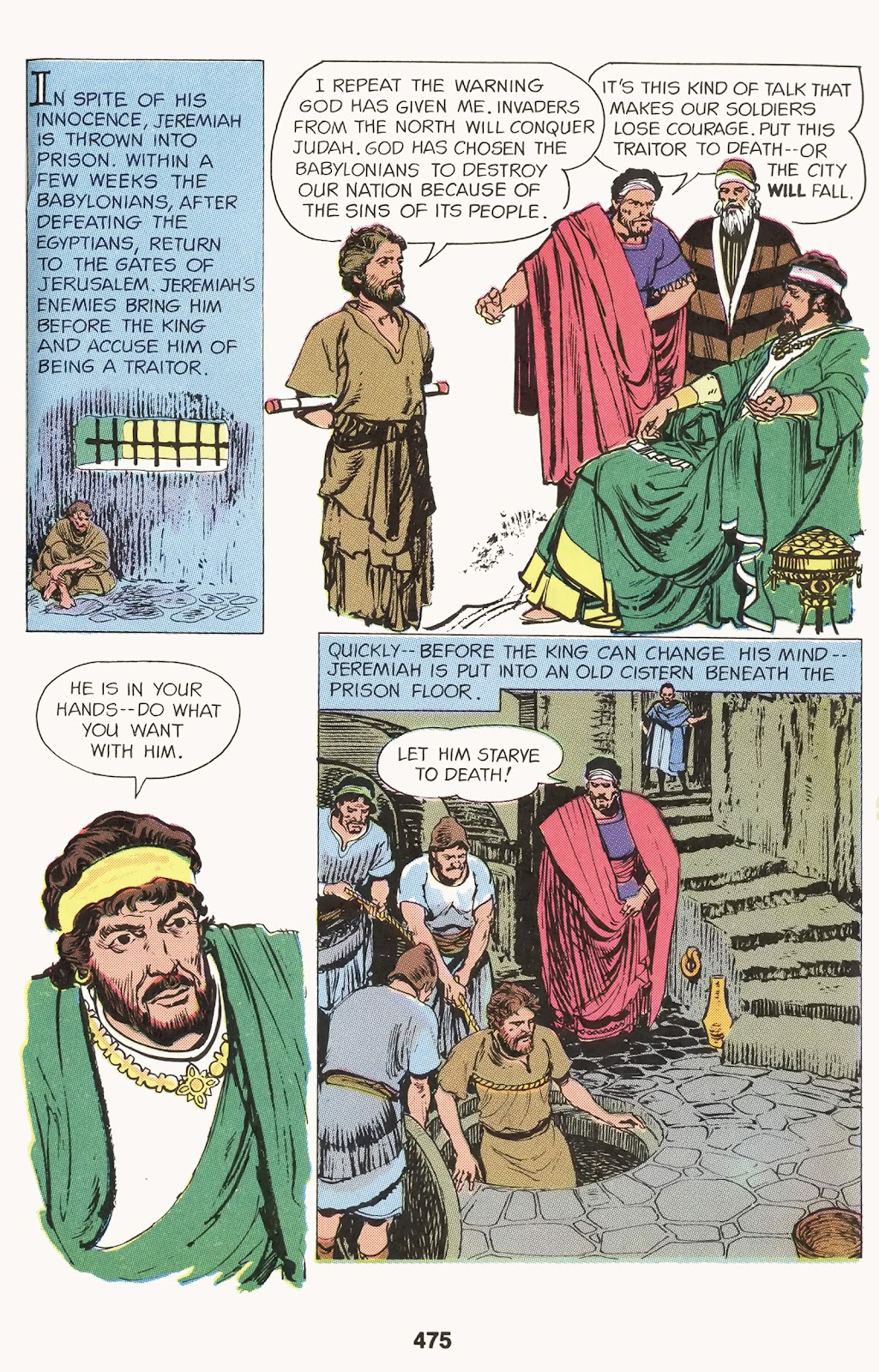 The Picture Bible issue TPB (Part 5) - Page 78