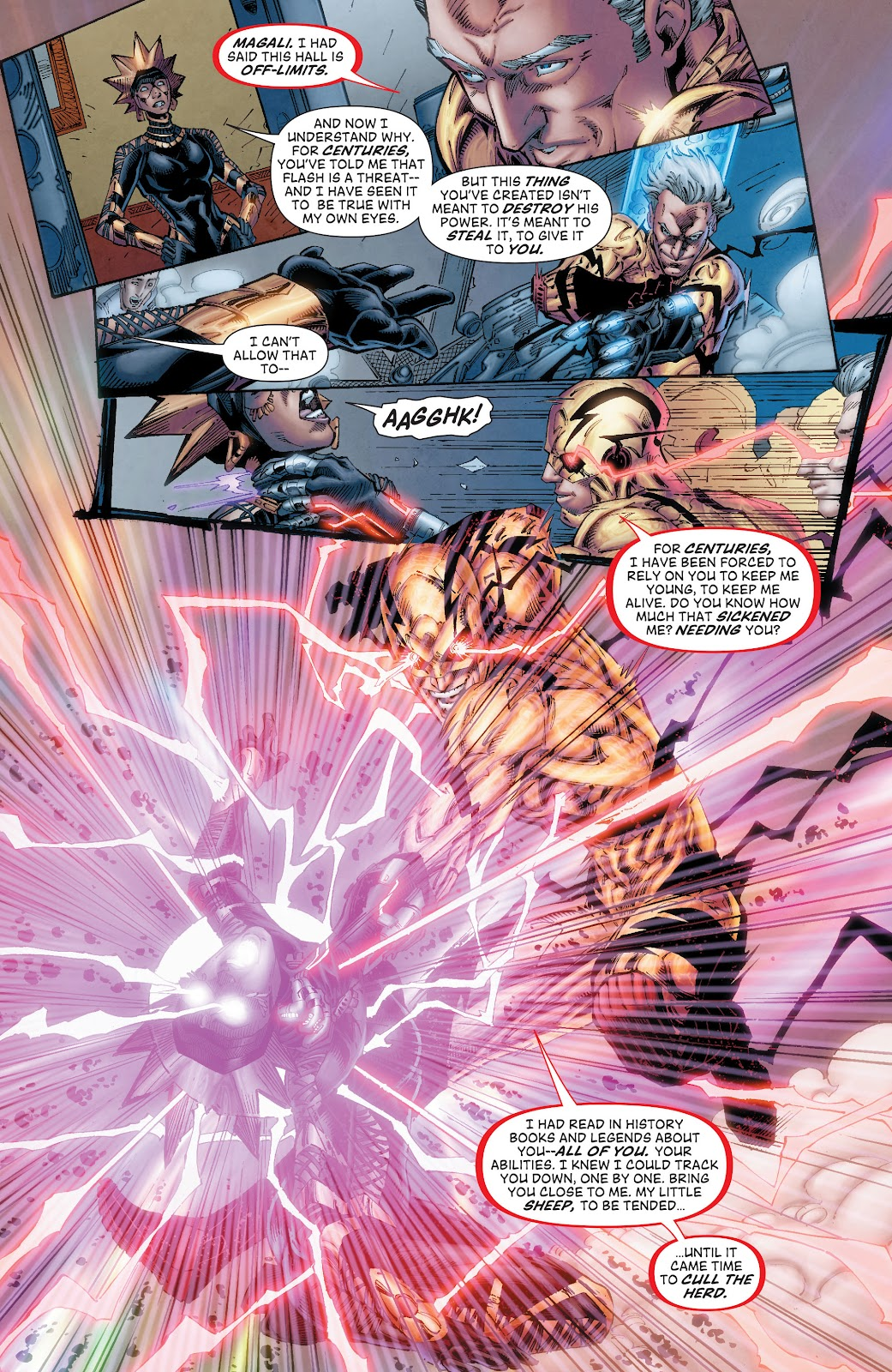 Read online The Flash (2011) comic -  Issue # _TPB 8 (Part 2) - 60