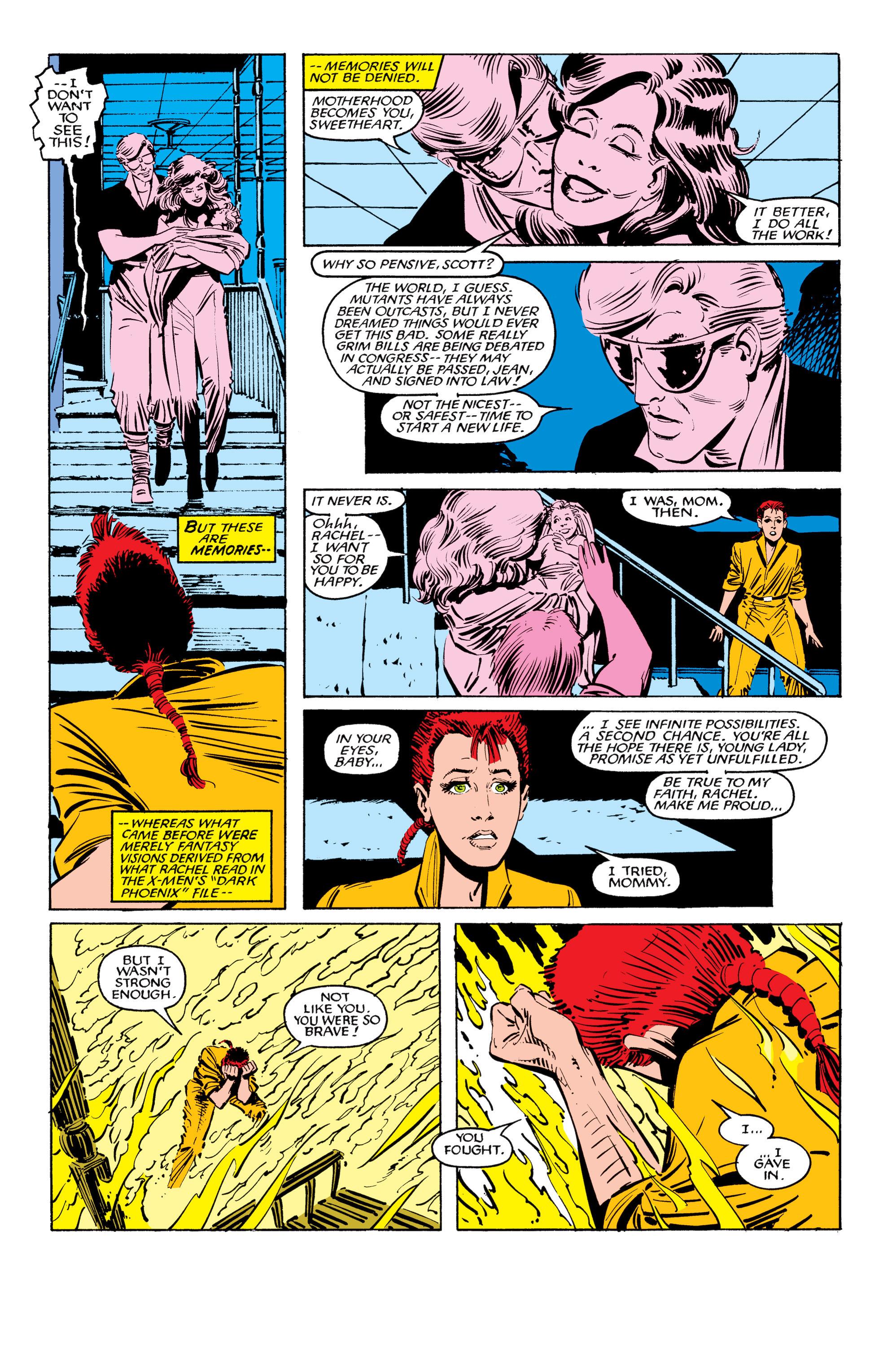 Read online Uncanny X-Men (1963) comic -  Issue #199 - 10