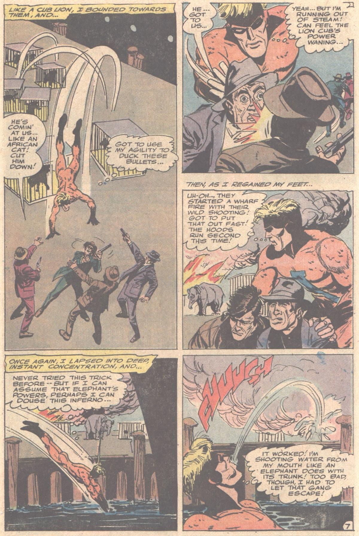 Read online Adventure Comics (1938) comic -  Issue #420 - 22