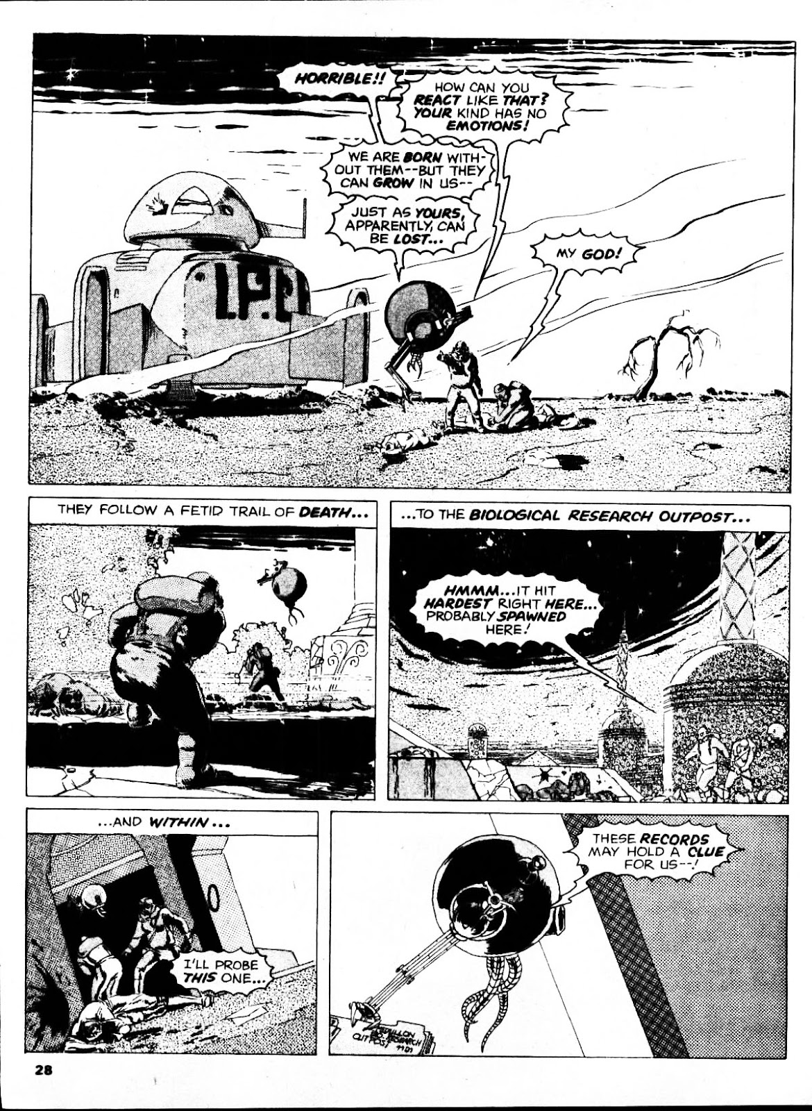 Nightmare (1970) issue 21 - Page 27