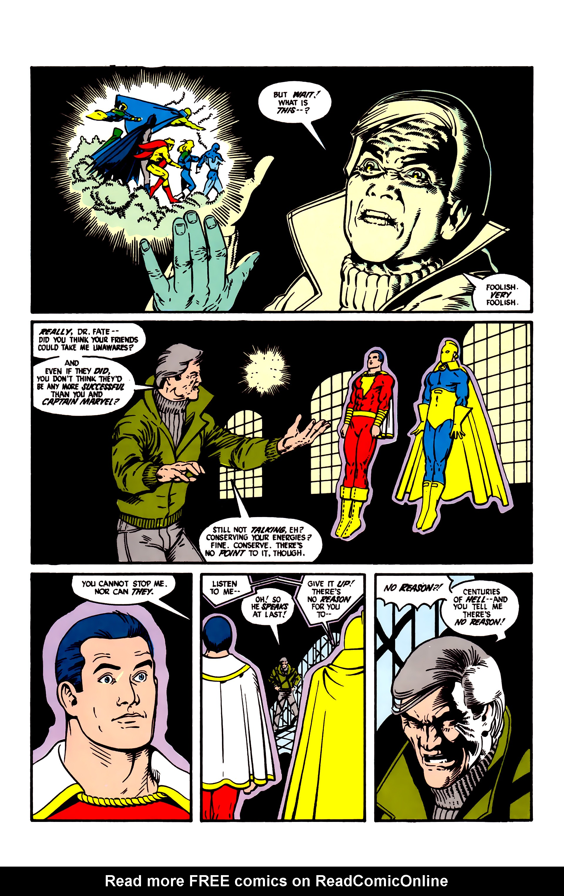 Read online Justice League (1987) comic -  Issue #6 - 5