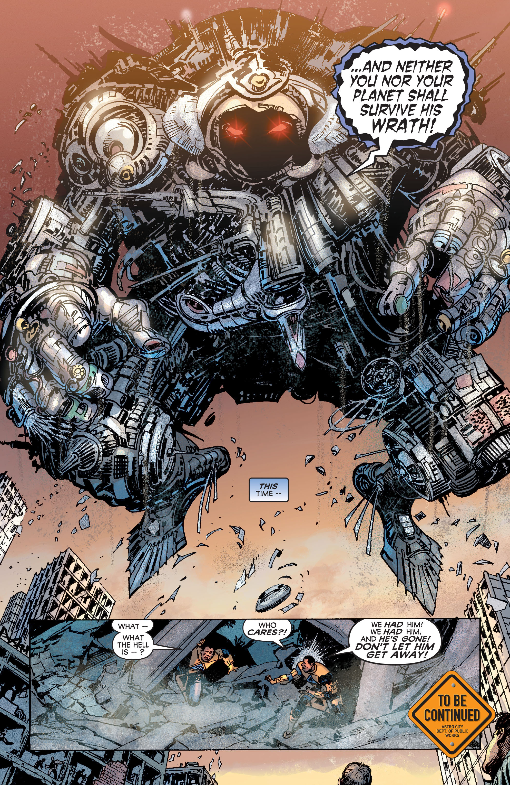 Read online Astro City: Dark Age/Book Three comic -  Issue #3 - 26