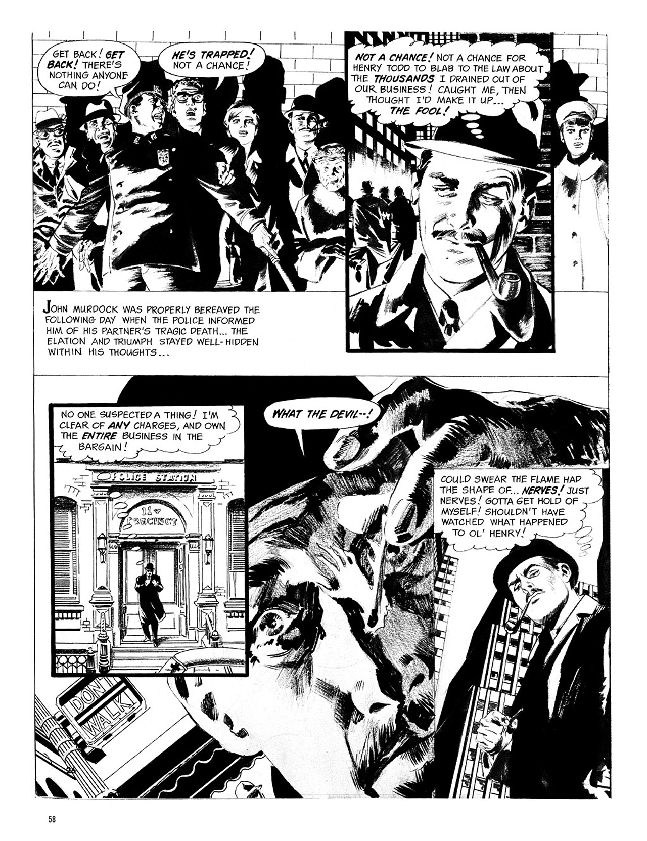 Read online Eerie Archives comic -  Issue # TPB 1 - 59