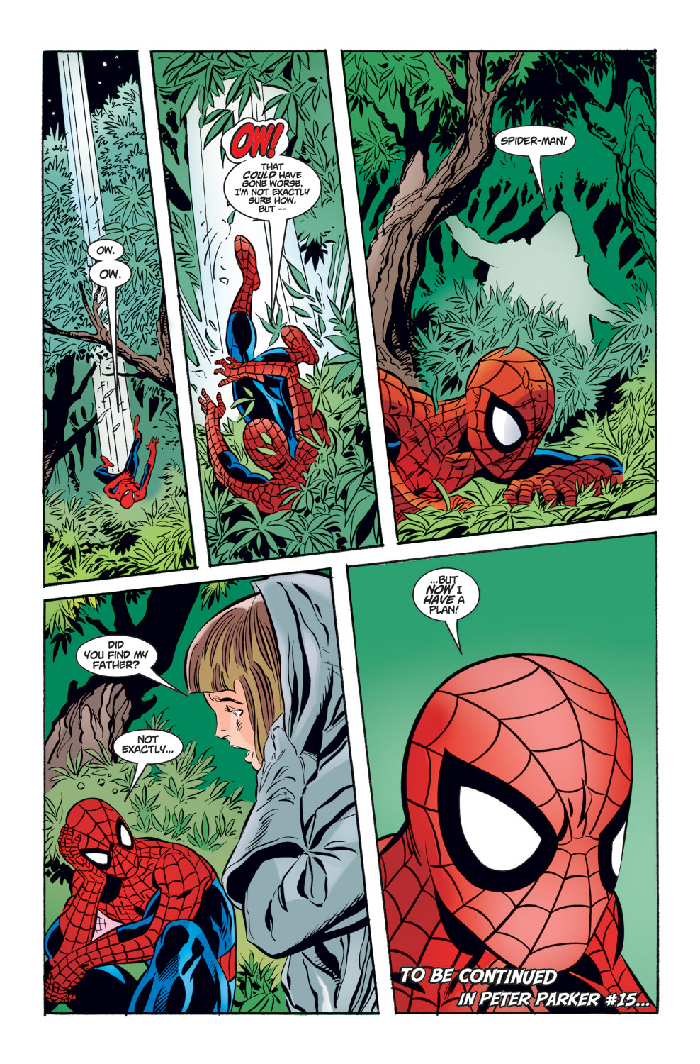 The Amazing Spider-Man (1999) 15 Page 20