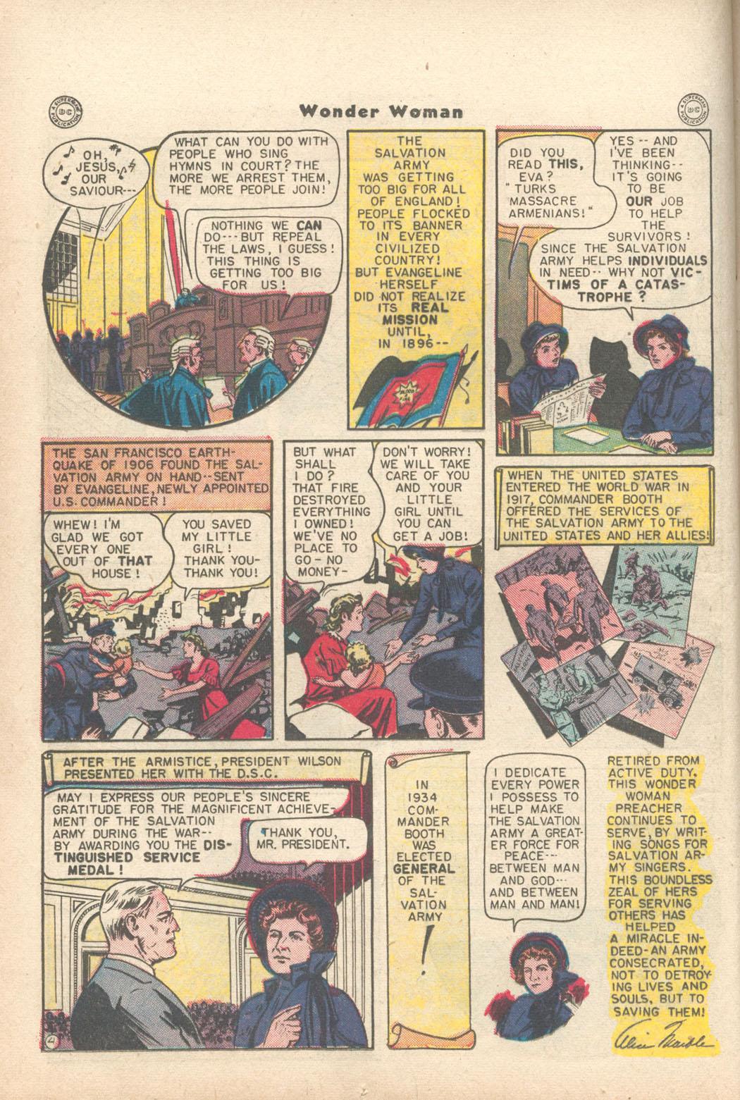 Read online Wonder Woman (1942) comic -  Issue #15 - 18