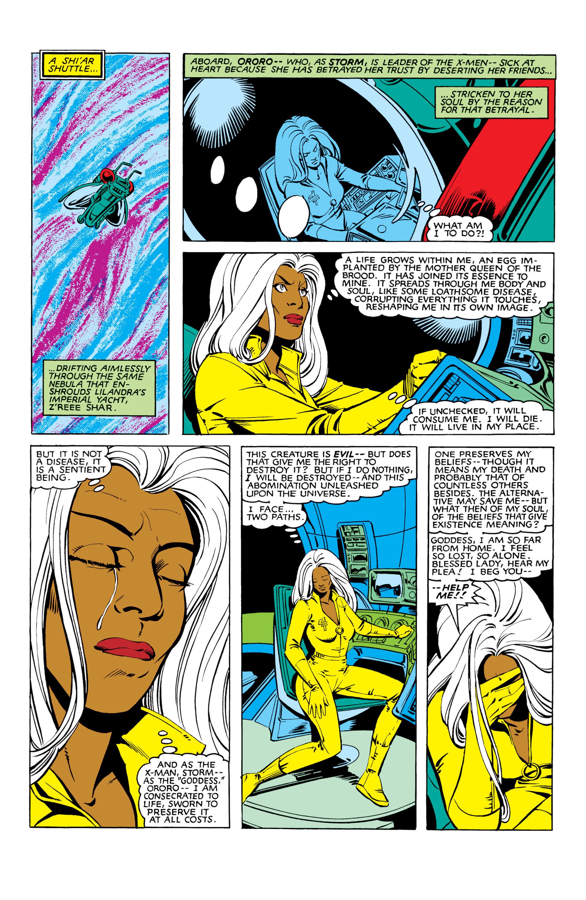 Read online Uncanny X-Men (1963) comic -  Issue #165 - 9